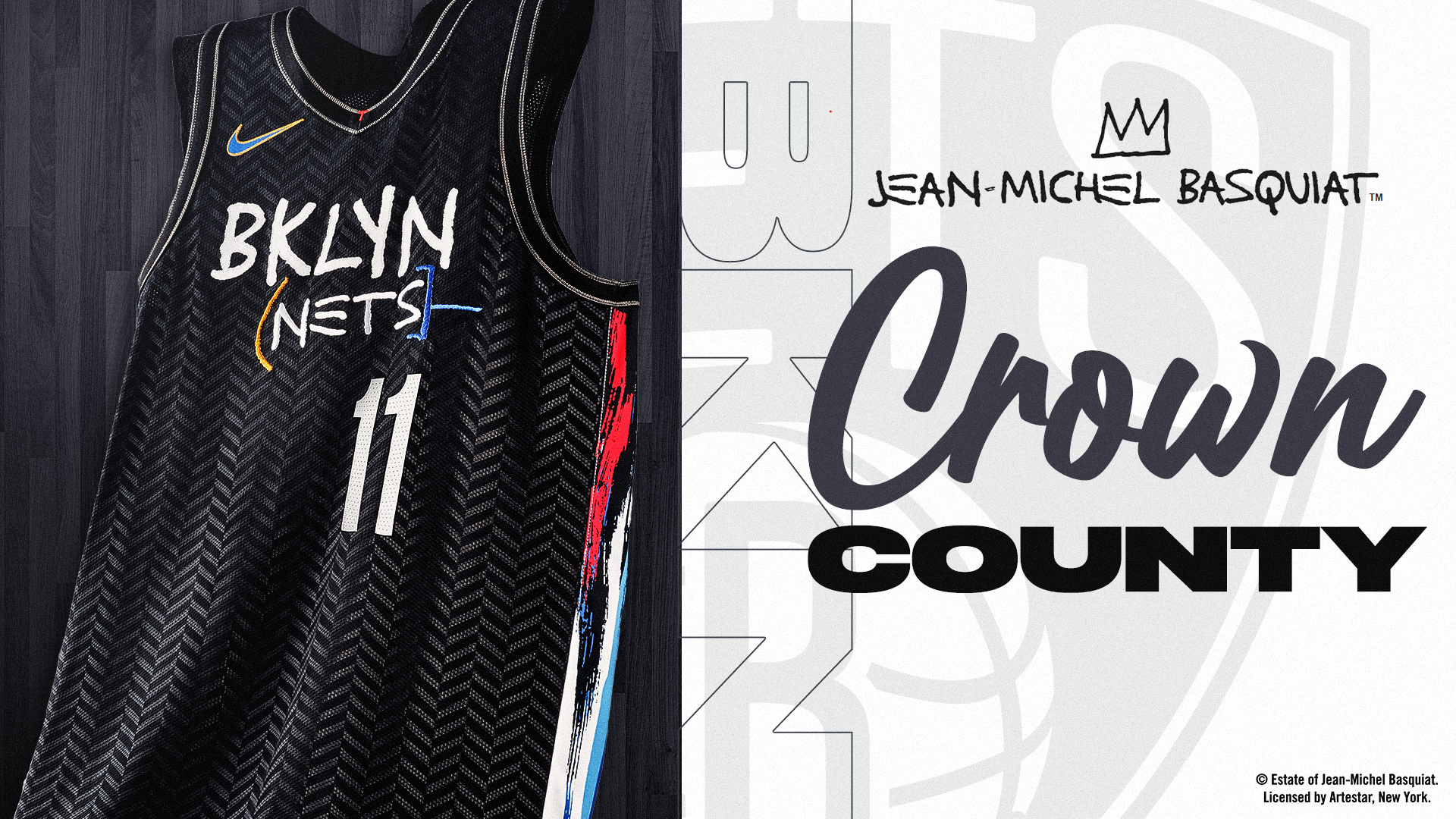 Brooklyn Nets: Crown County