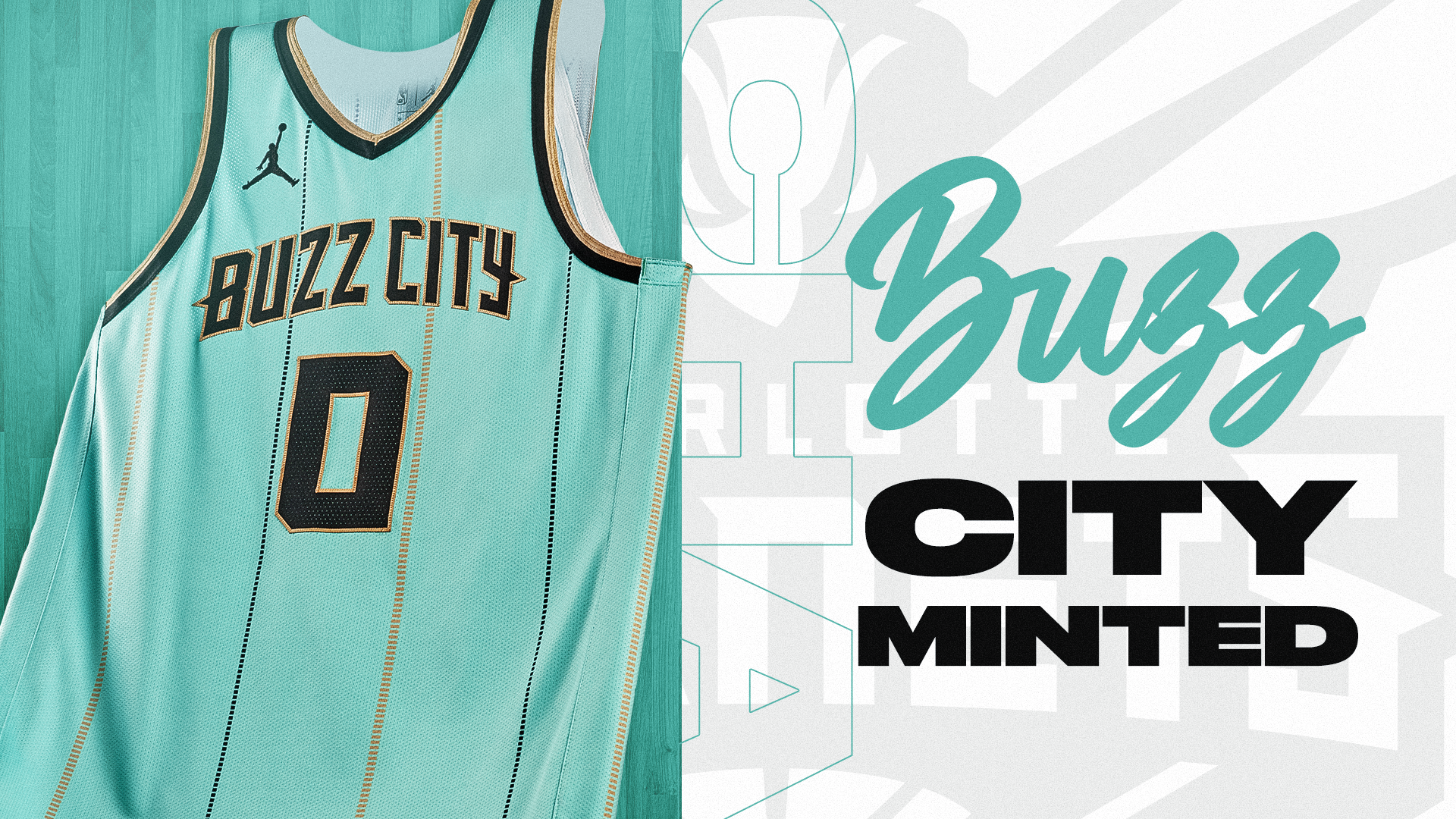 Charlotte Hornets: Buzz City Minted