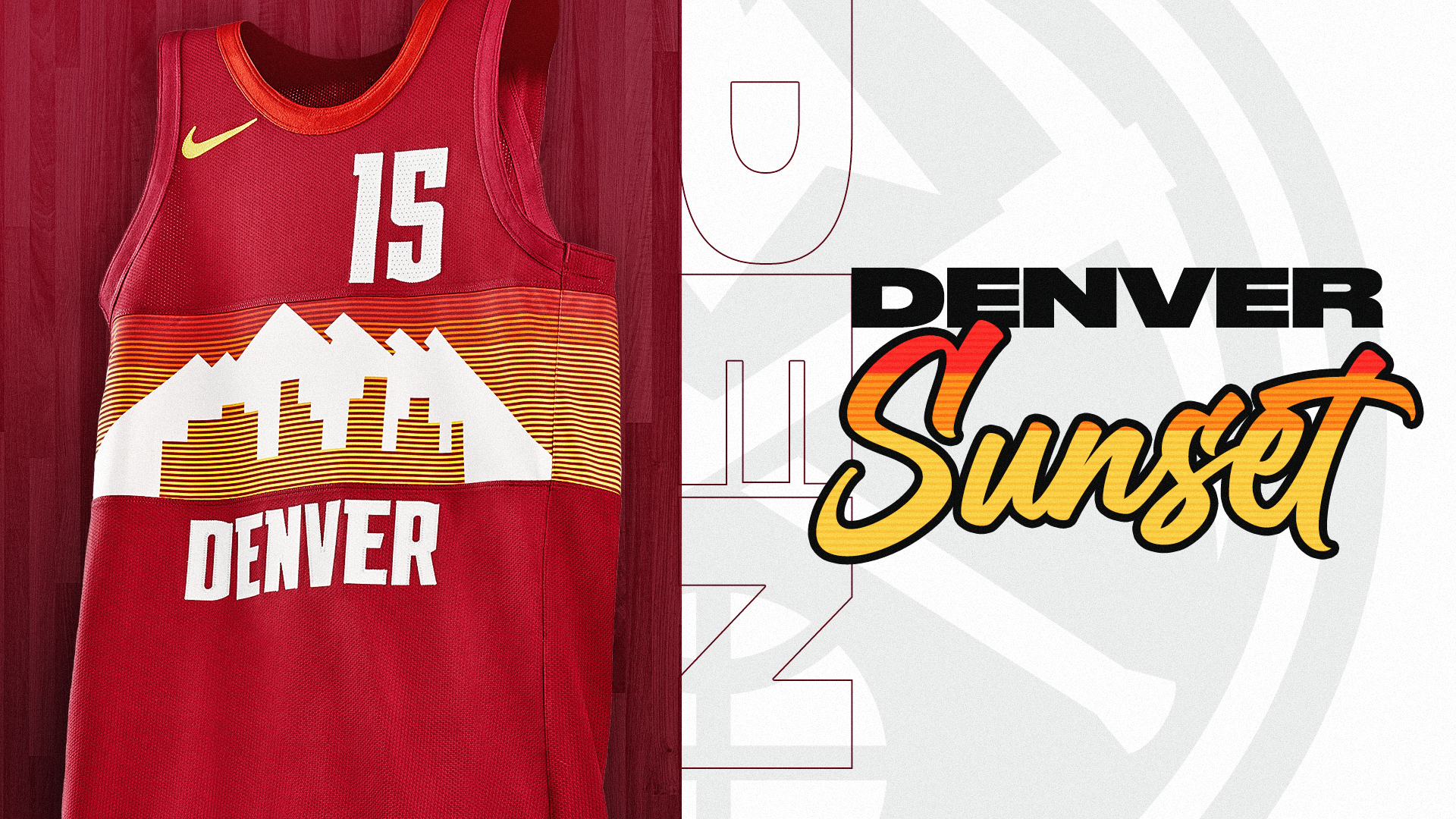 Denver Nuggets: Denver Sunset