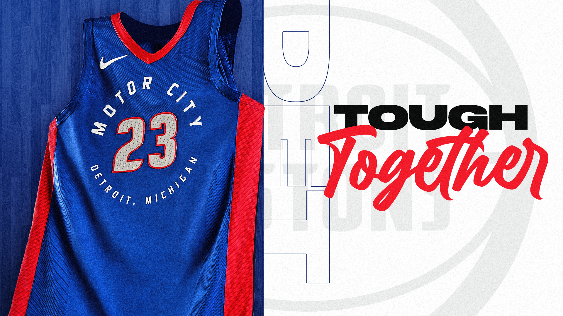 Detroit Pistons: Tough Together