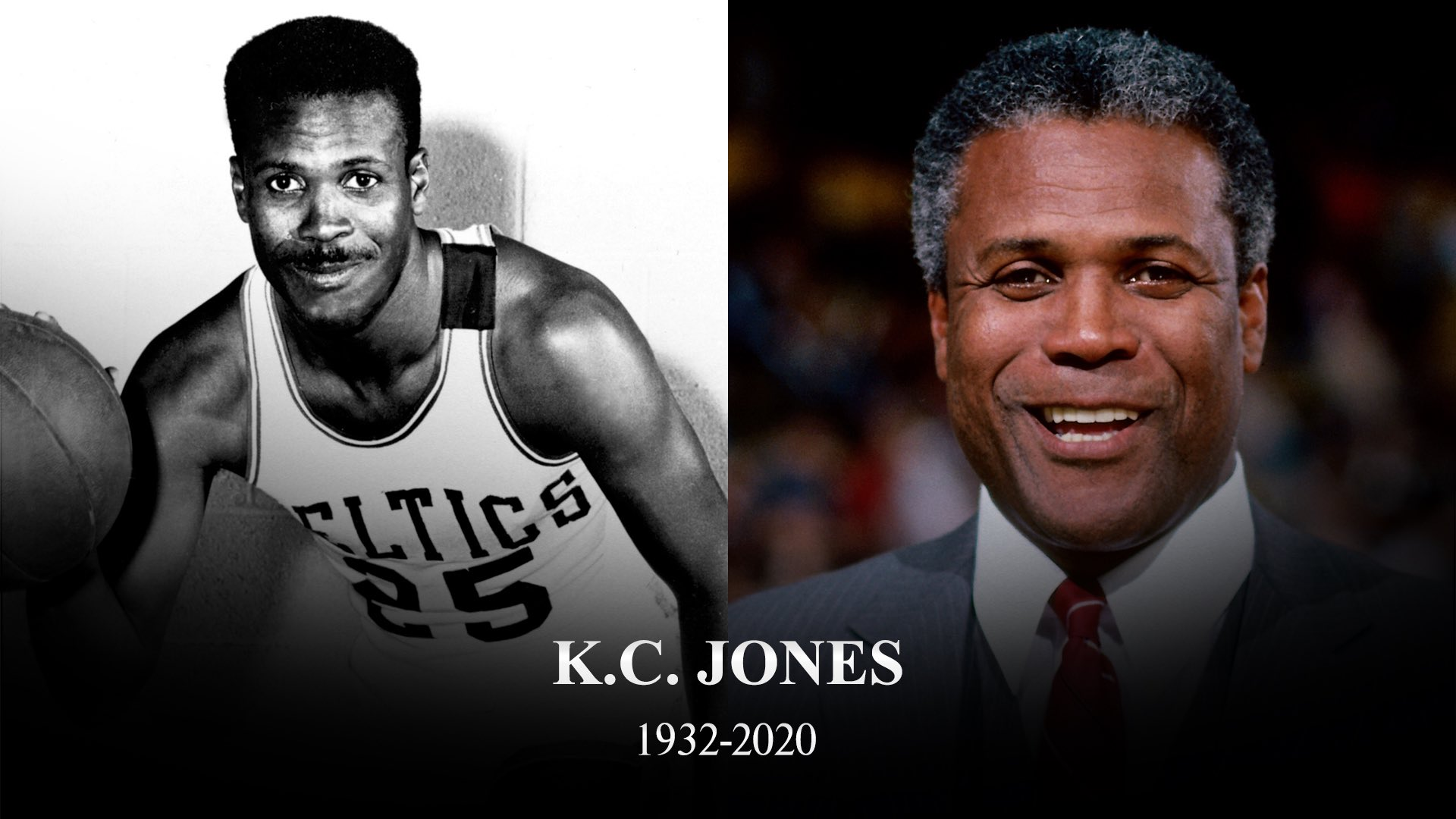 Celtics legend K.C. Jones dies at 88