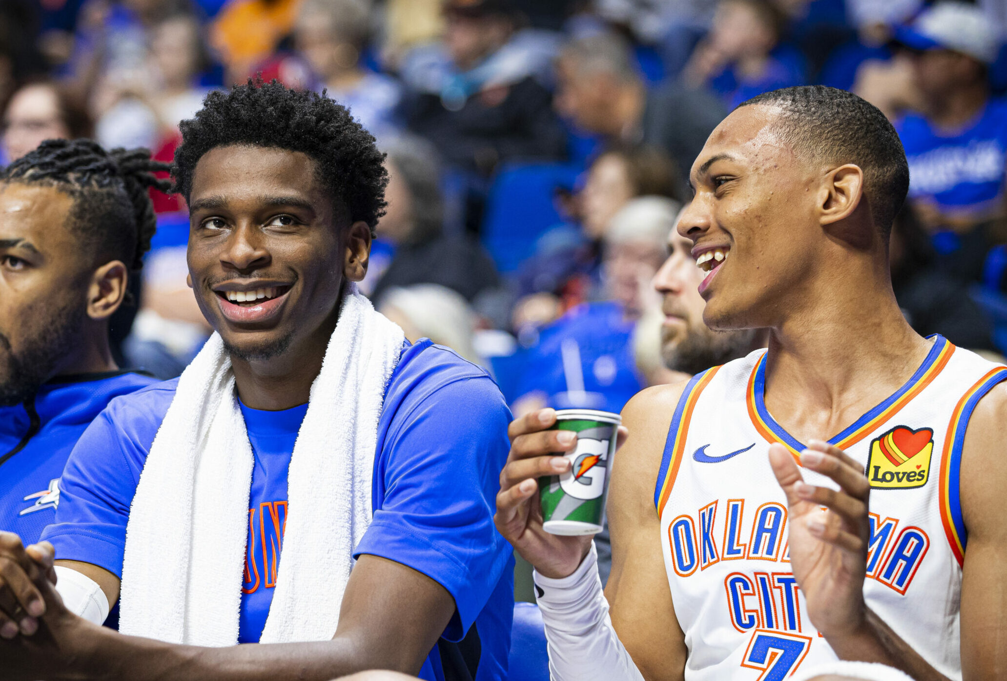 2020-21 Season Preview: Oklahoma City Thunder