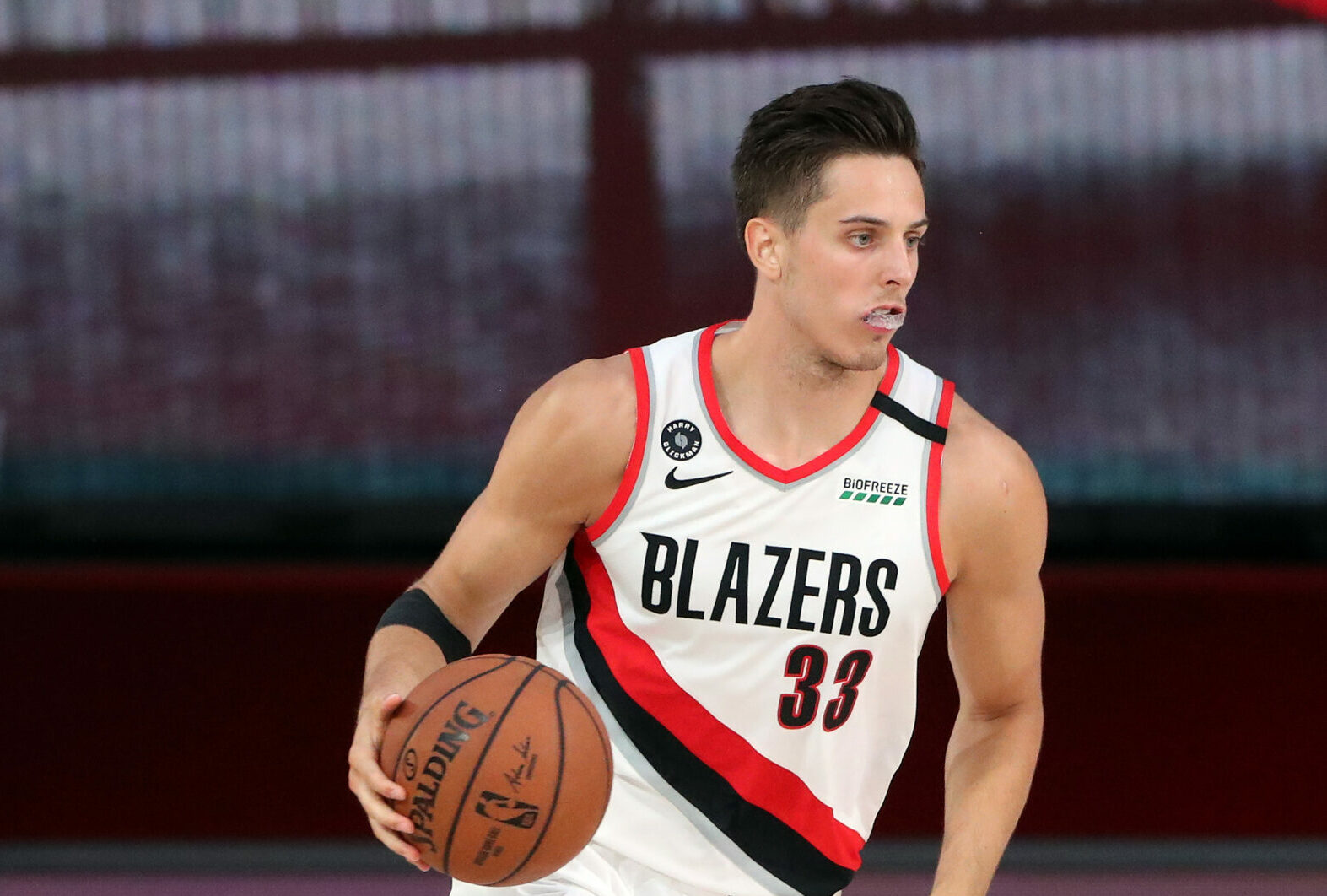 Zach Collins out indefinitely after ankle surgery