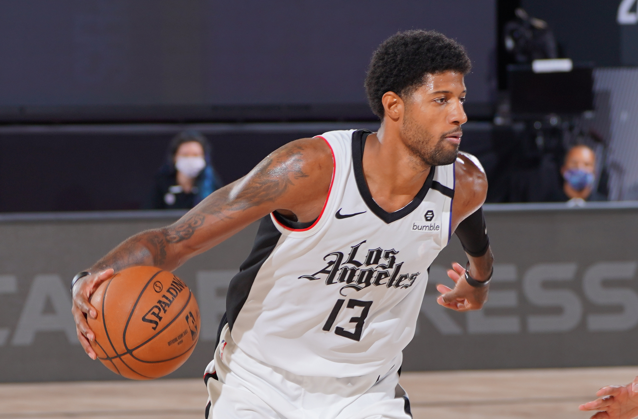 Paul George: 'I want to retire a Clipper'