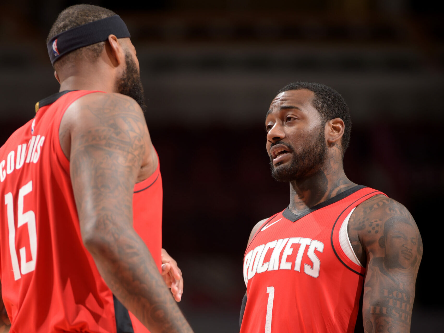 John Wall, DeMarcus Cousins to make Rockets debut vs. Kings