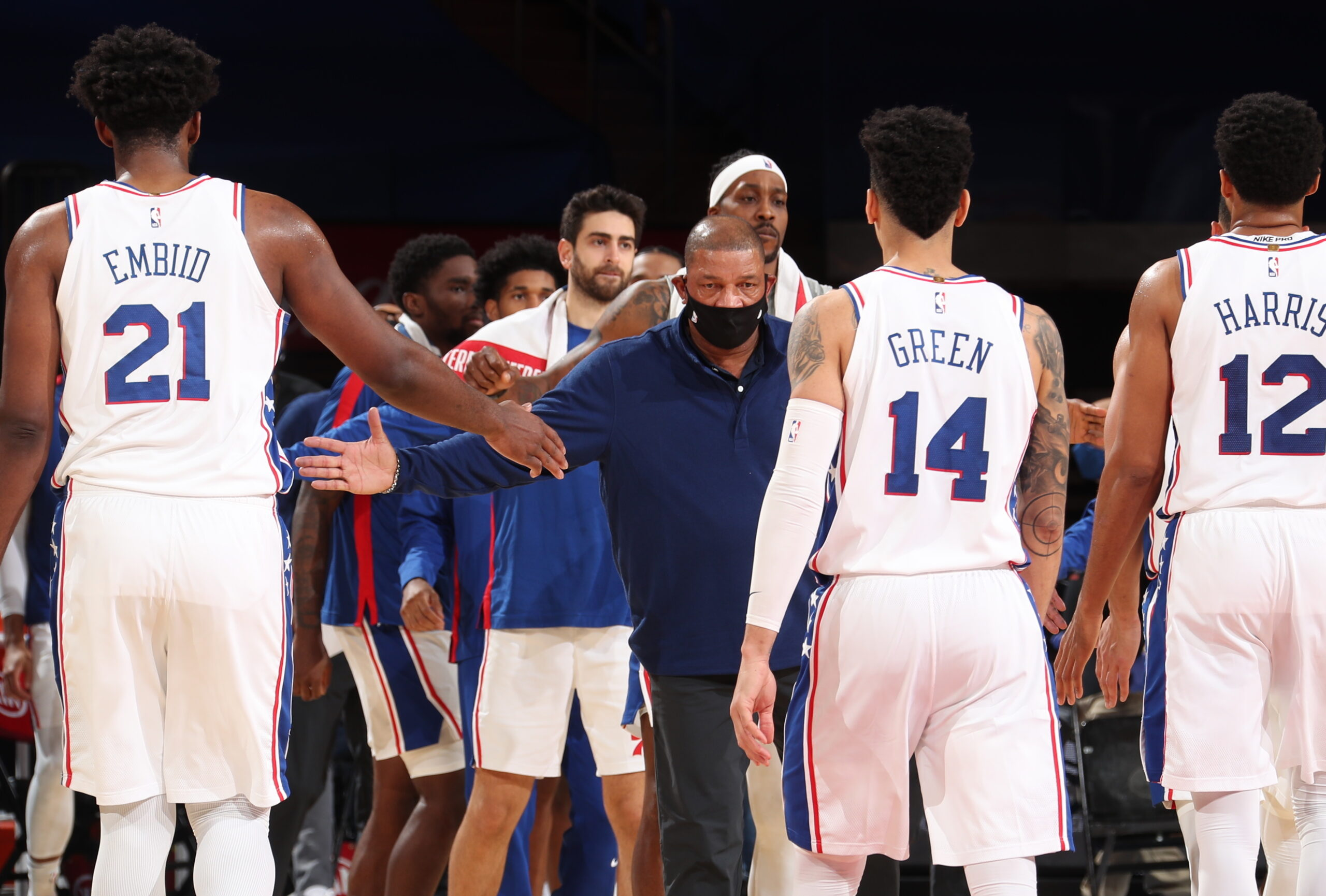 Doc Rivers climbs to 10th in career coaching wins