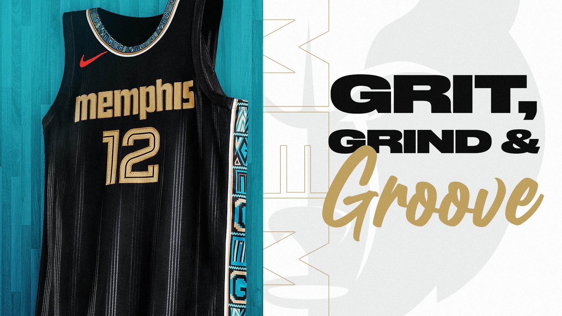 Memphis Grizzlies: Grit, Grind & Groove