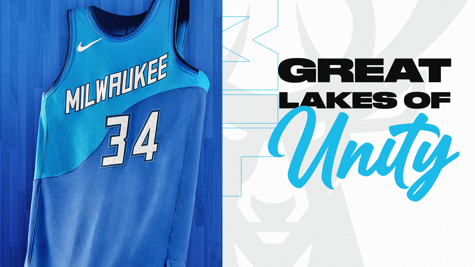 Milwaukee Bucks: Great Lakes Of Unity