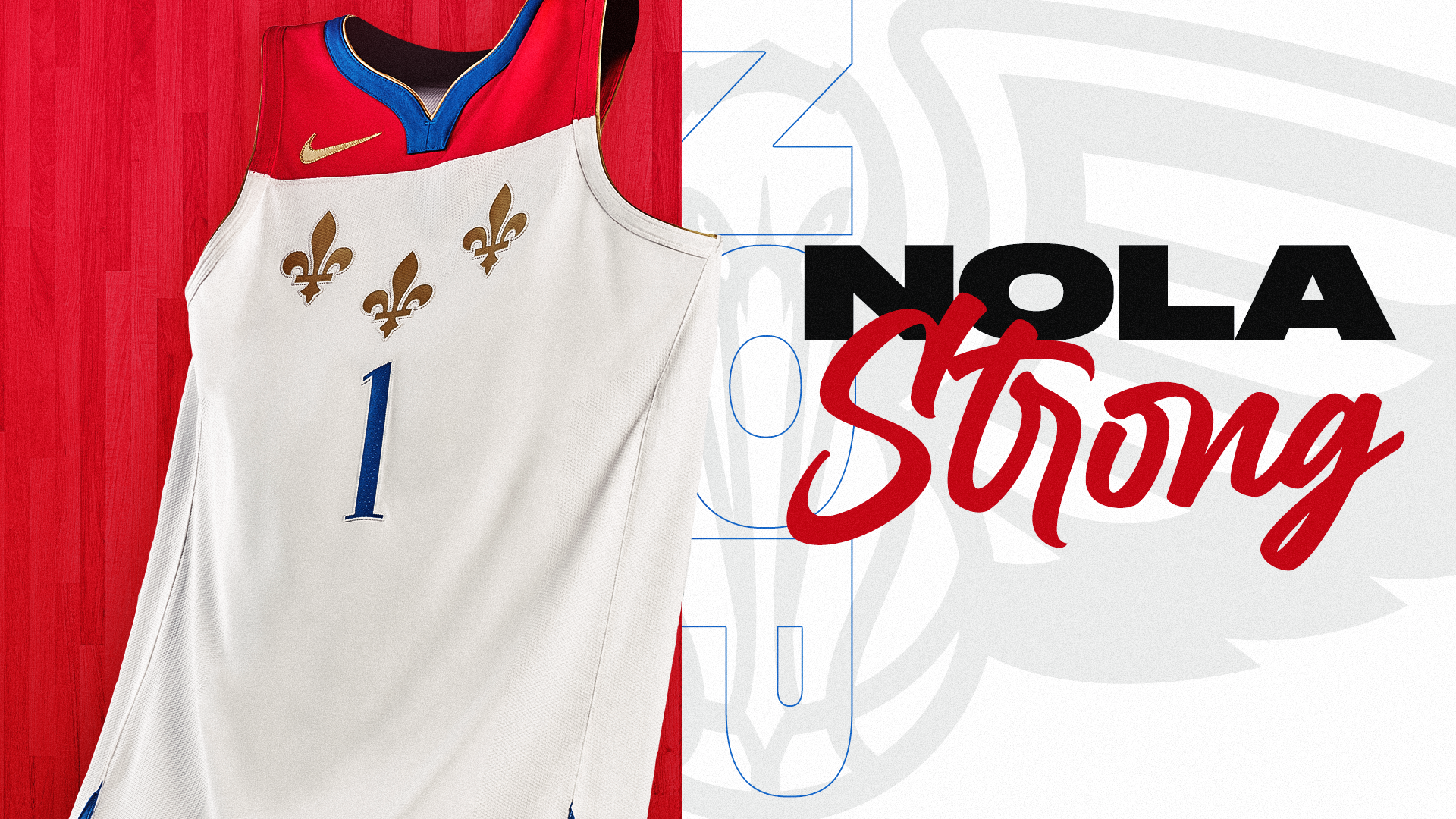 New Orleans Pelicans: NOLA Strong