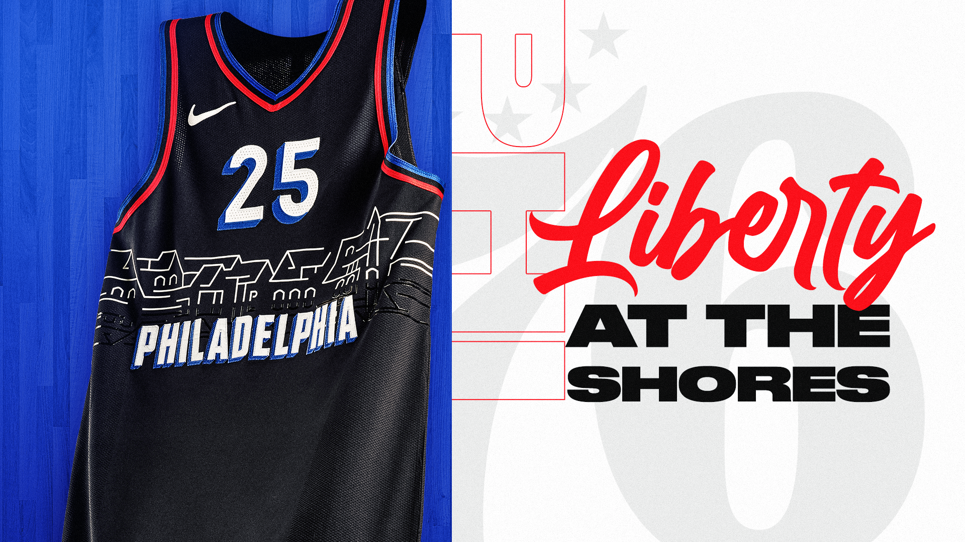 Philadelphia 76ers: Liberty At The Shores