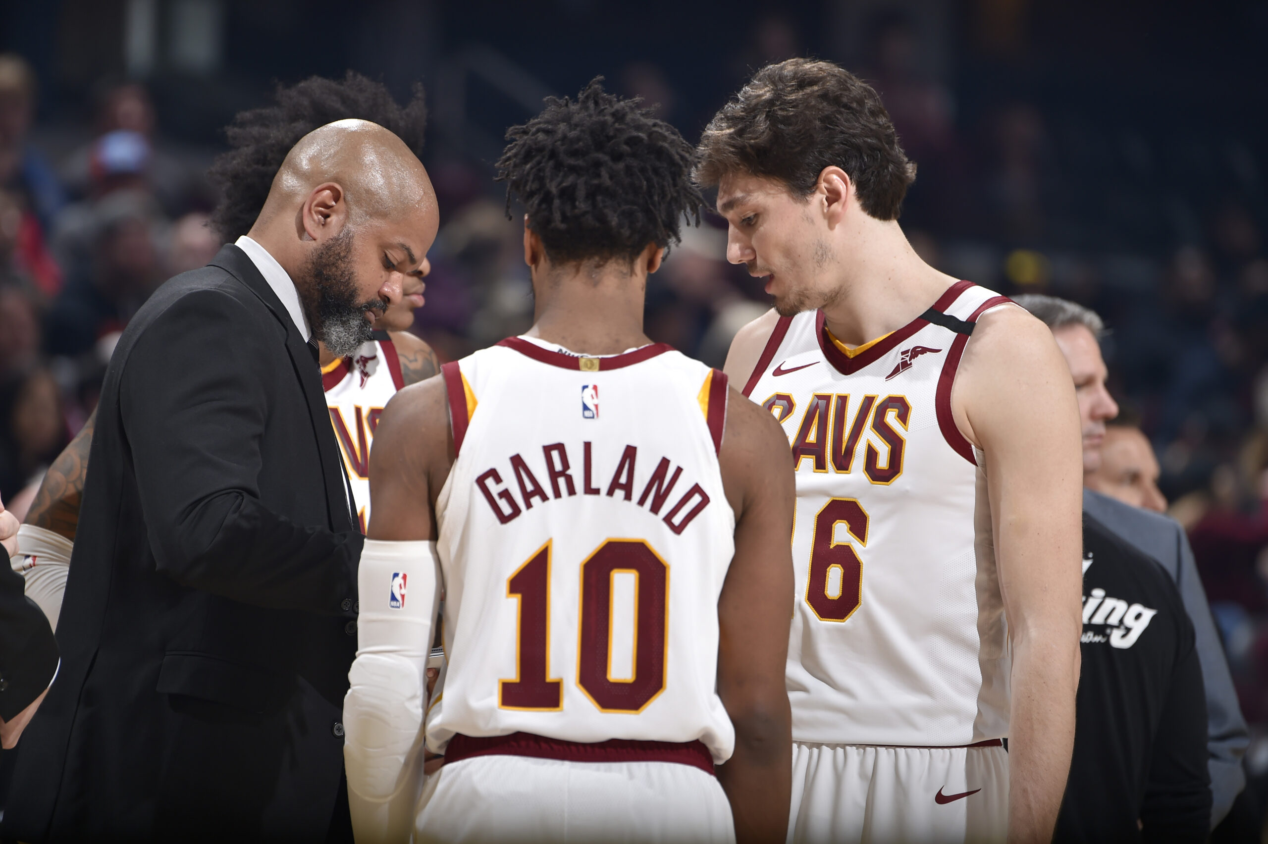 Cavaliers eager to get into gym after months apart