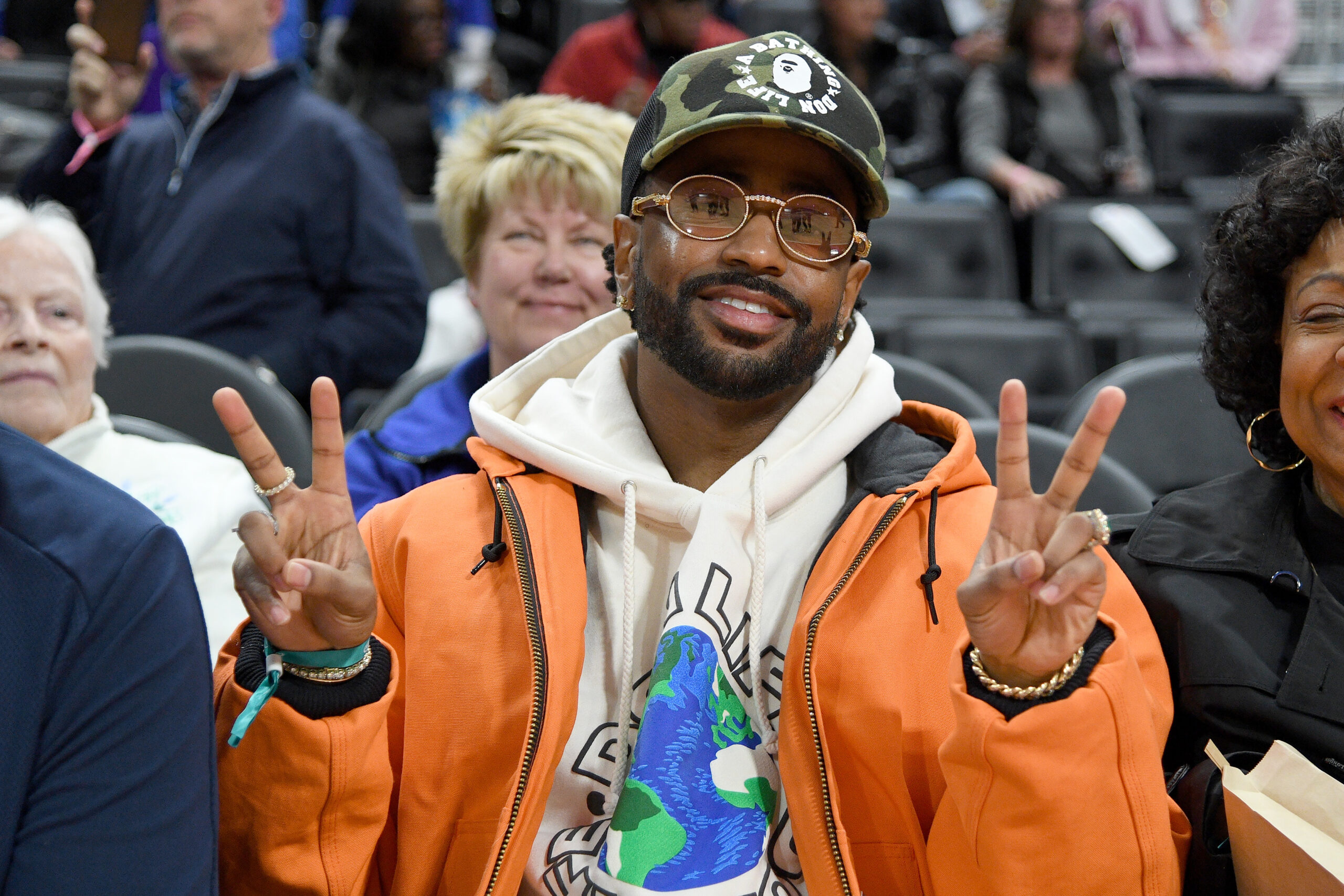 Big Sean joins Pistons as Creative Director of Innovation