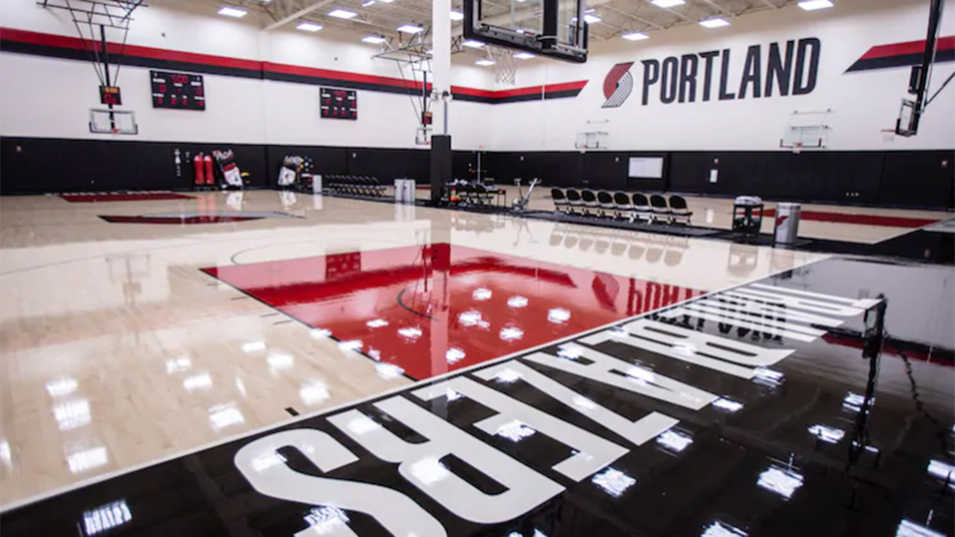 Trail Blazers close facilities after positive COVID-19 tests