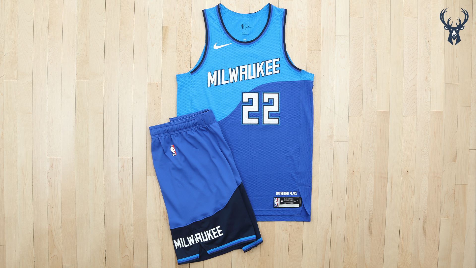 Bucks unveil all-blue City Edition uniform for 2020-21