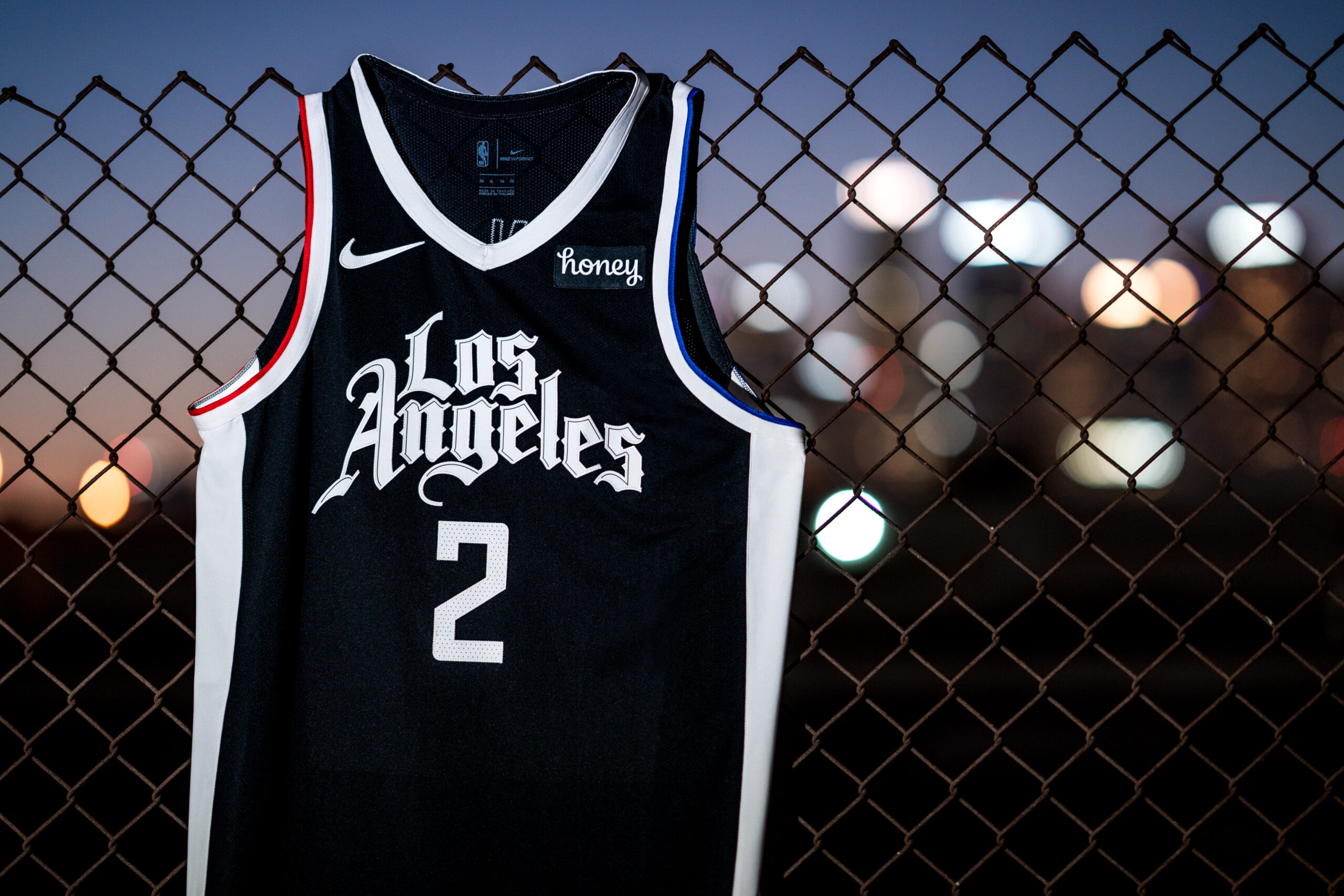 Clippers add new wrinkle to City Edition uniform for 2020-21