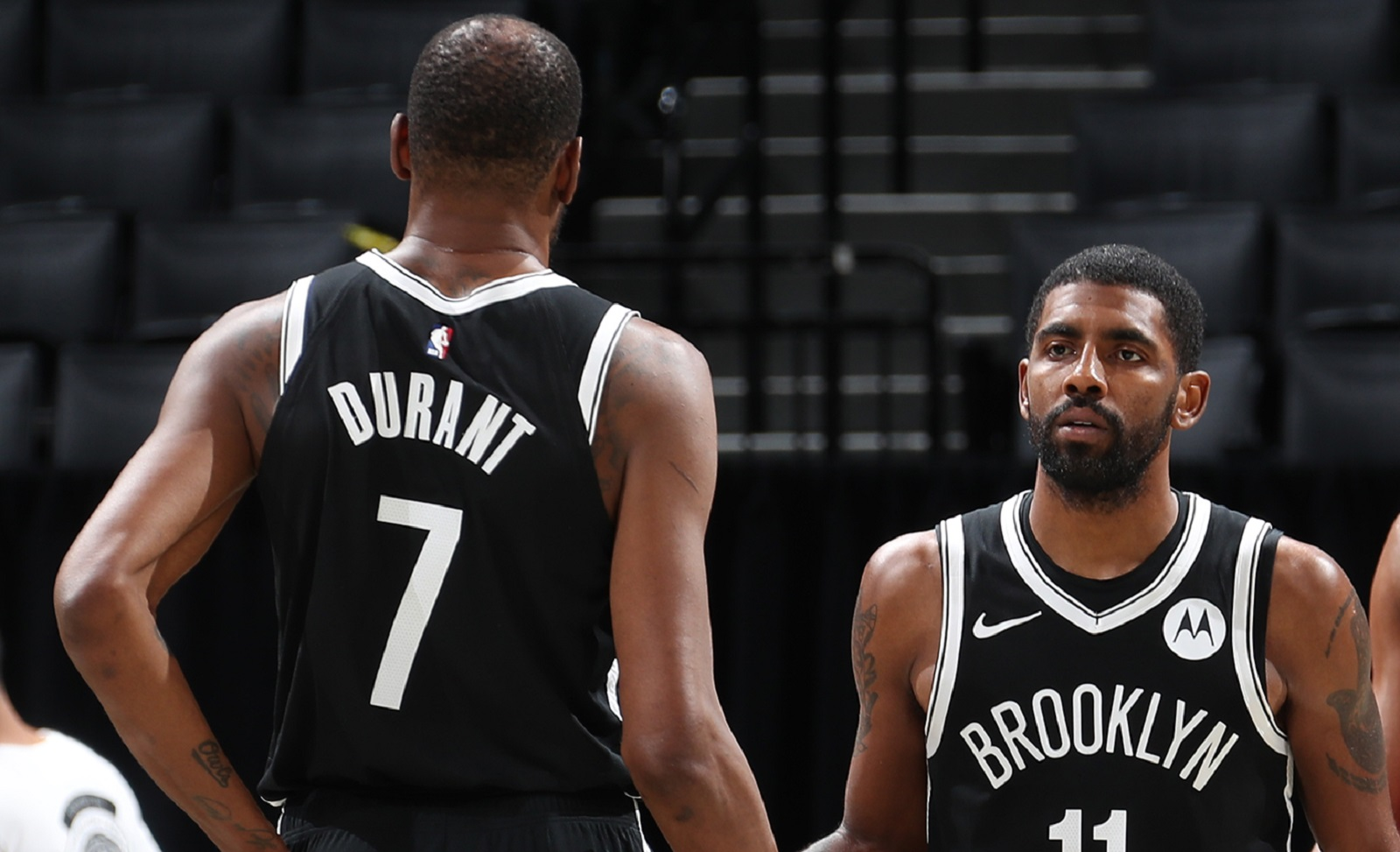 Blogtable: How far can Kevin Durant, Kyrie Irving take the Nets?