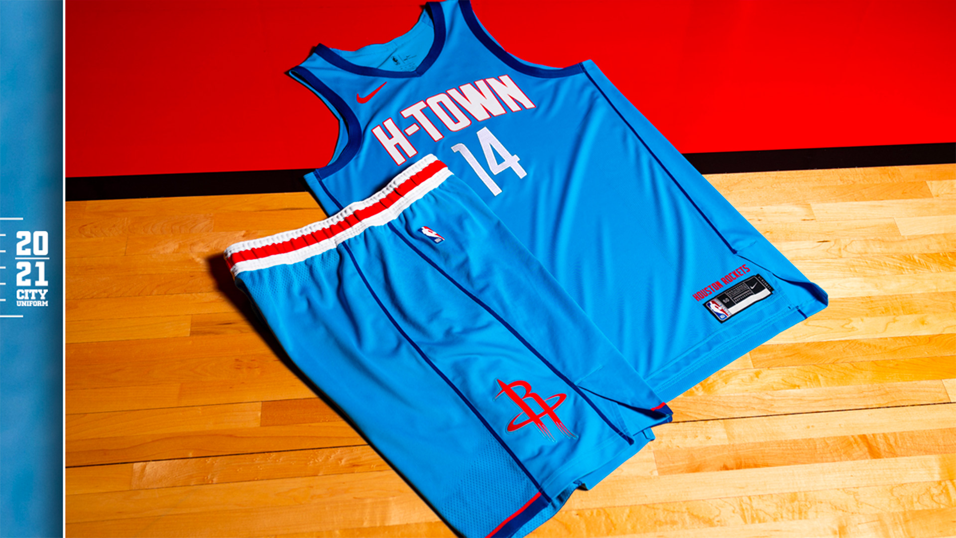 Rockets unveil 'H-Town' City Edition uniforms for 2020-21