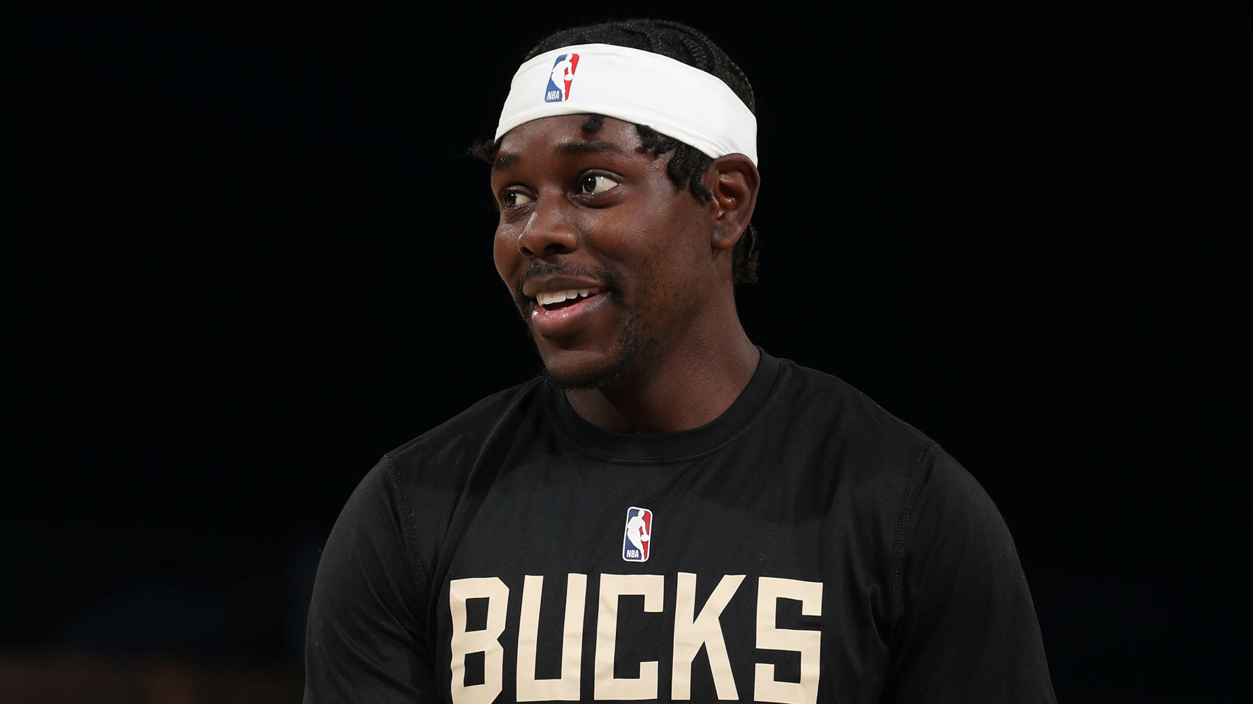 Bucks' Jrue Holiday says signing extension was easy decision