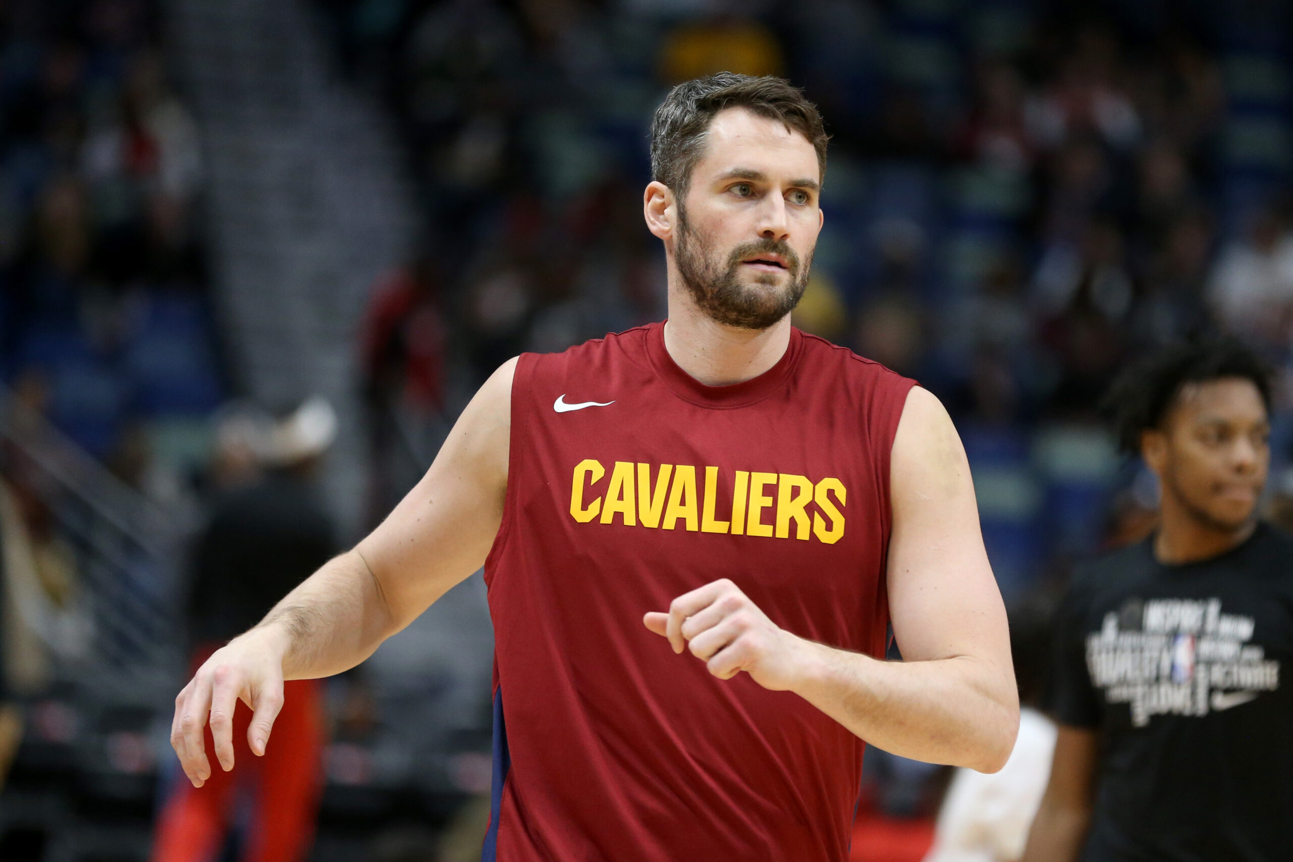 Cavaliers' Love to miss season opener with calf strain