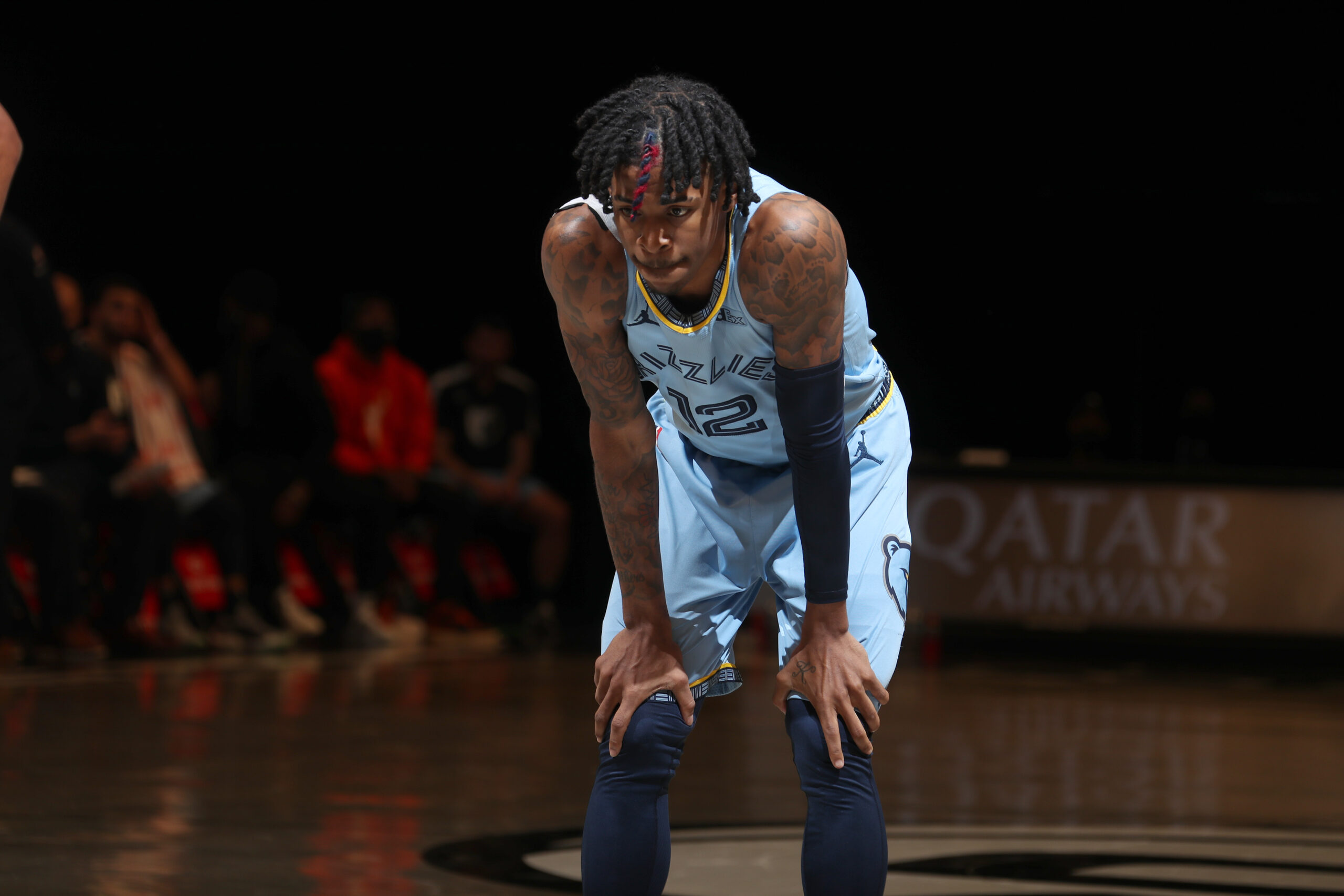 Ja Morant out 3-5 weeks with Grade 2 ankle sprain