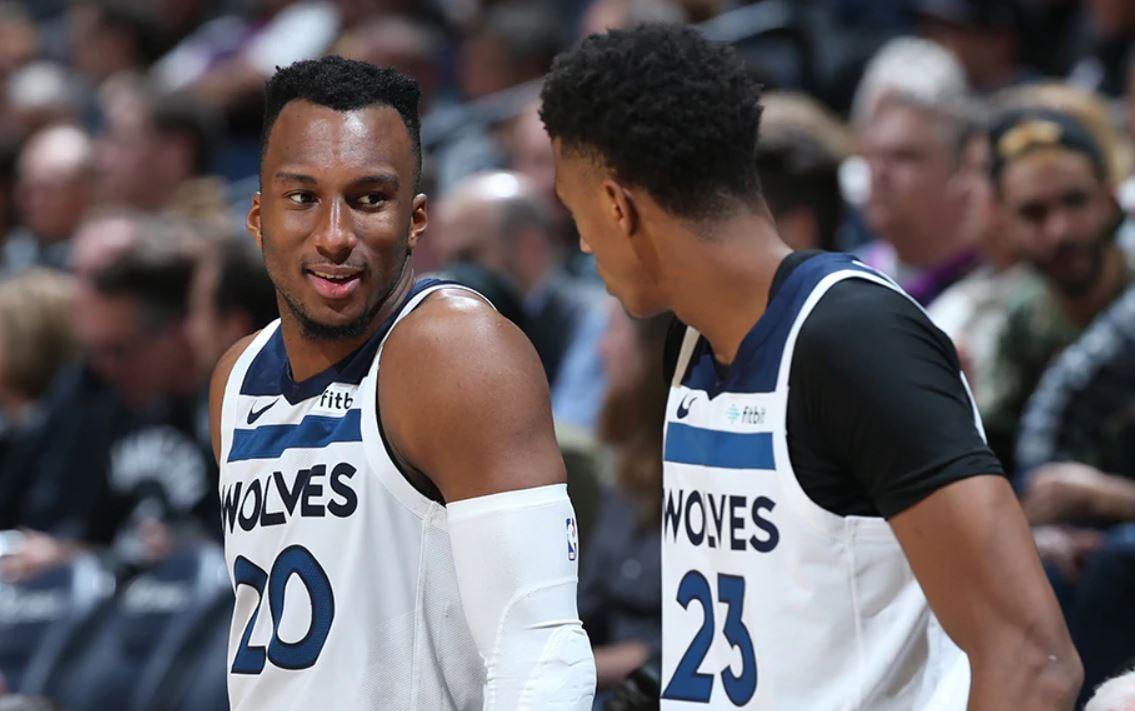 Timberwolves exercise options on Josh Okogie, Jarrett Culver