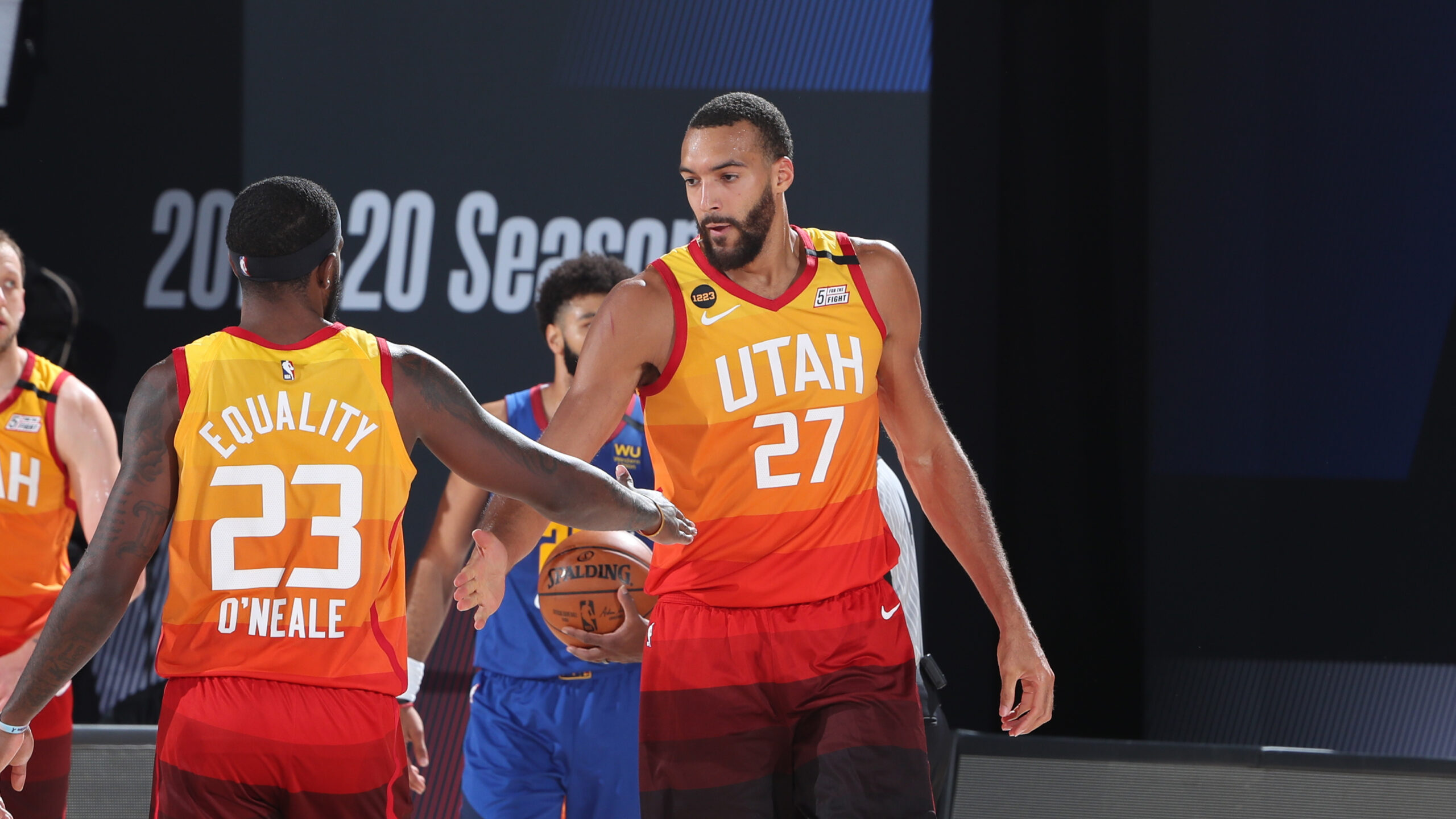 Rudy Gobert signs 5-year, $205 million extension with Jazz