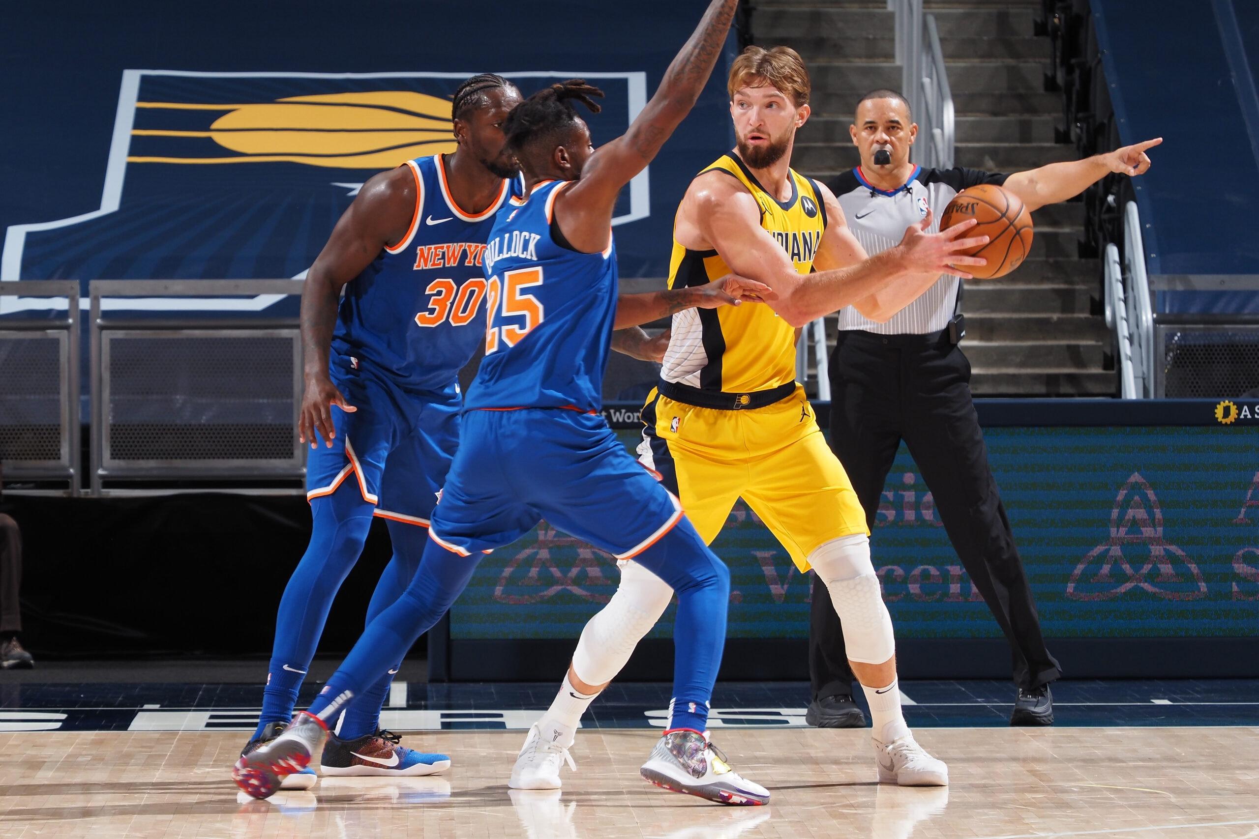 Game Recap: Pacers 121, Knicks 107