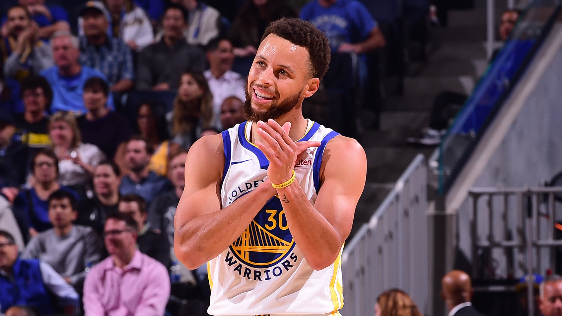 Stephen Curry wants to stay with Warriors rest of his career