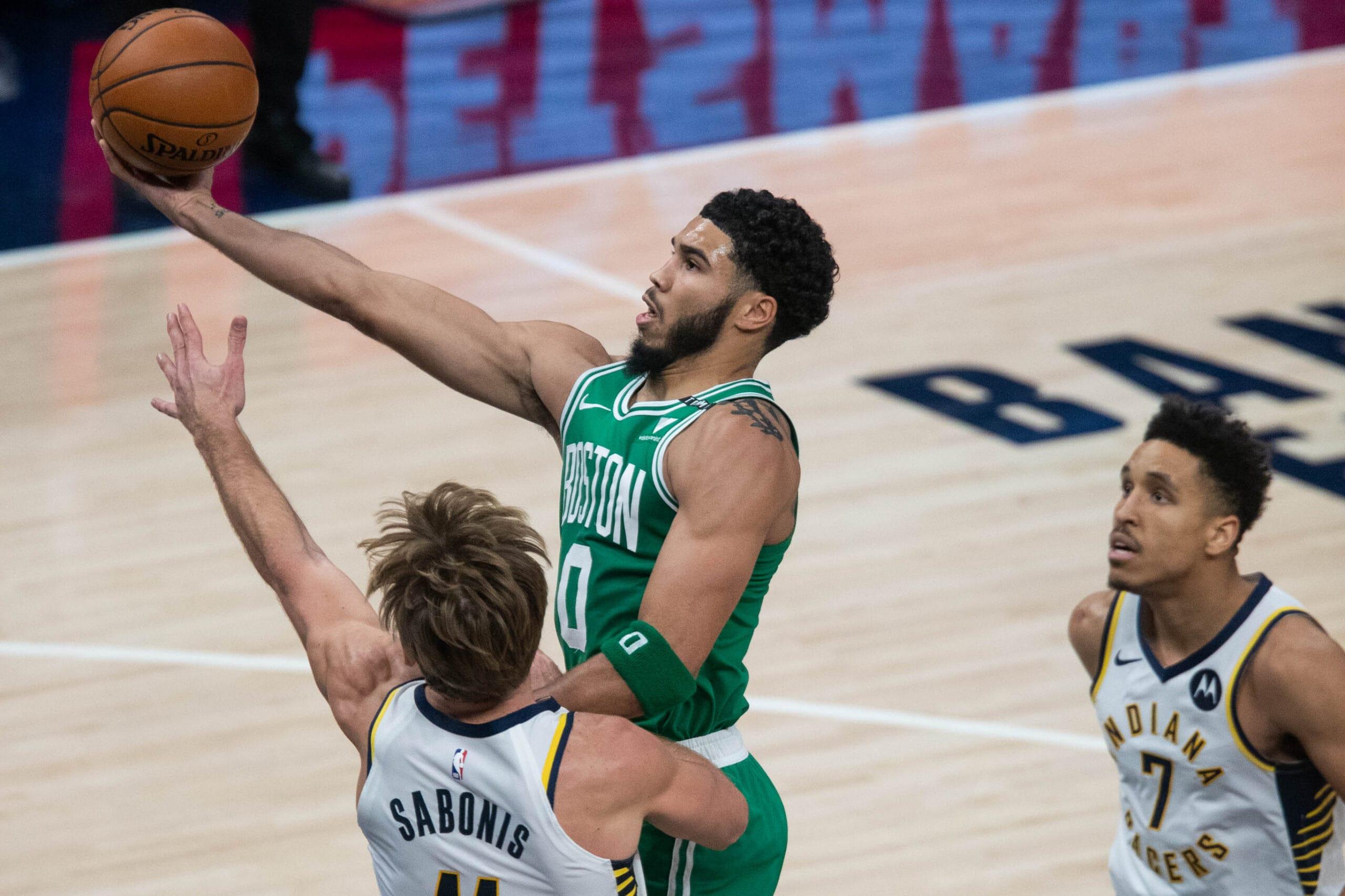 Game Recap: Celtics 116, Pacers 111