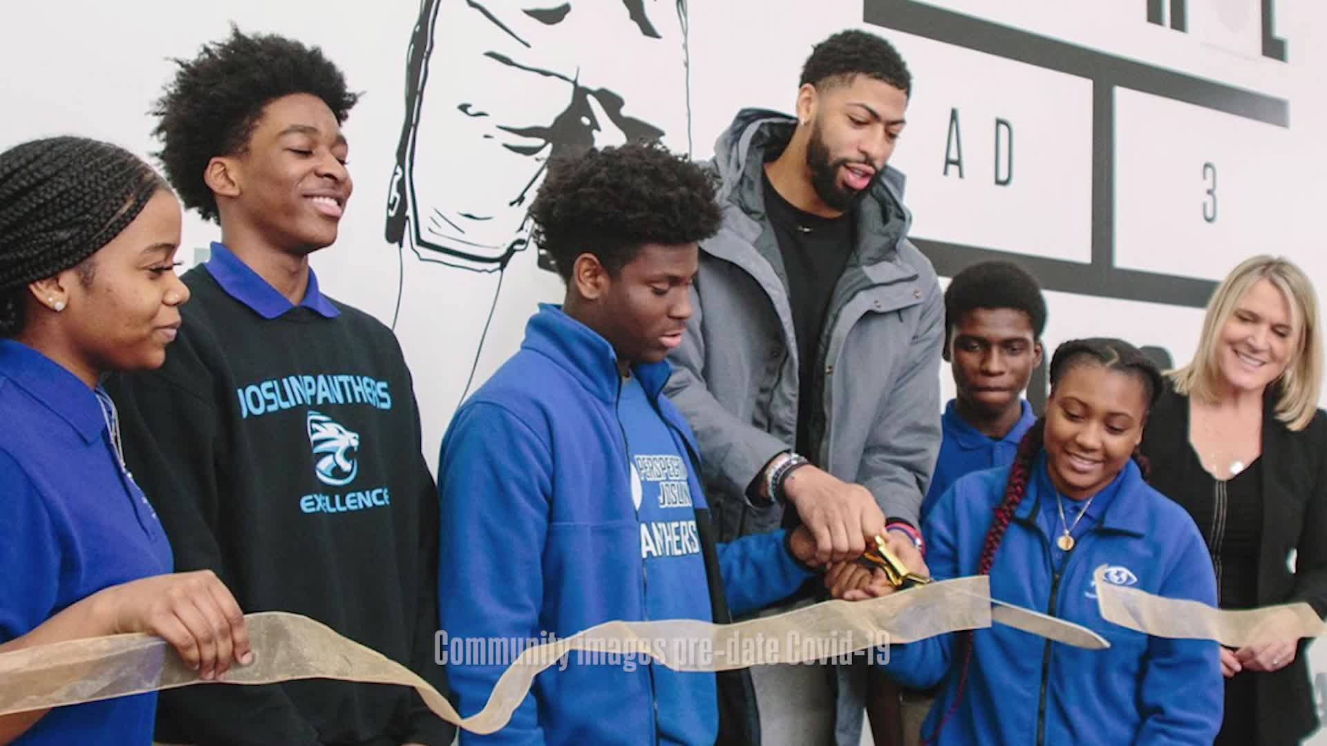 NBA Celebates MLK: Paying It Forward