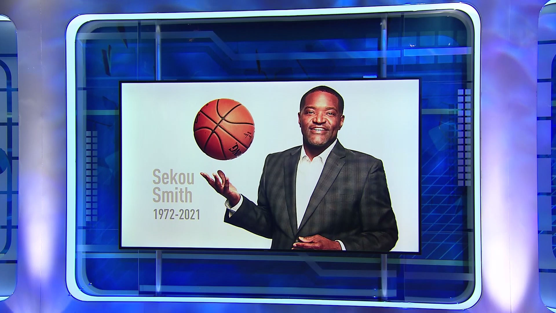 NBA family, colleagues pay tribute to Sekou Smith