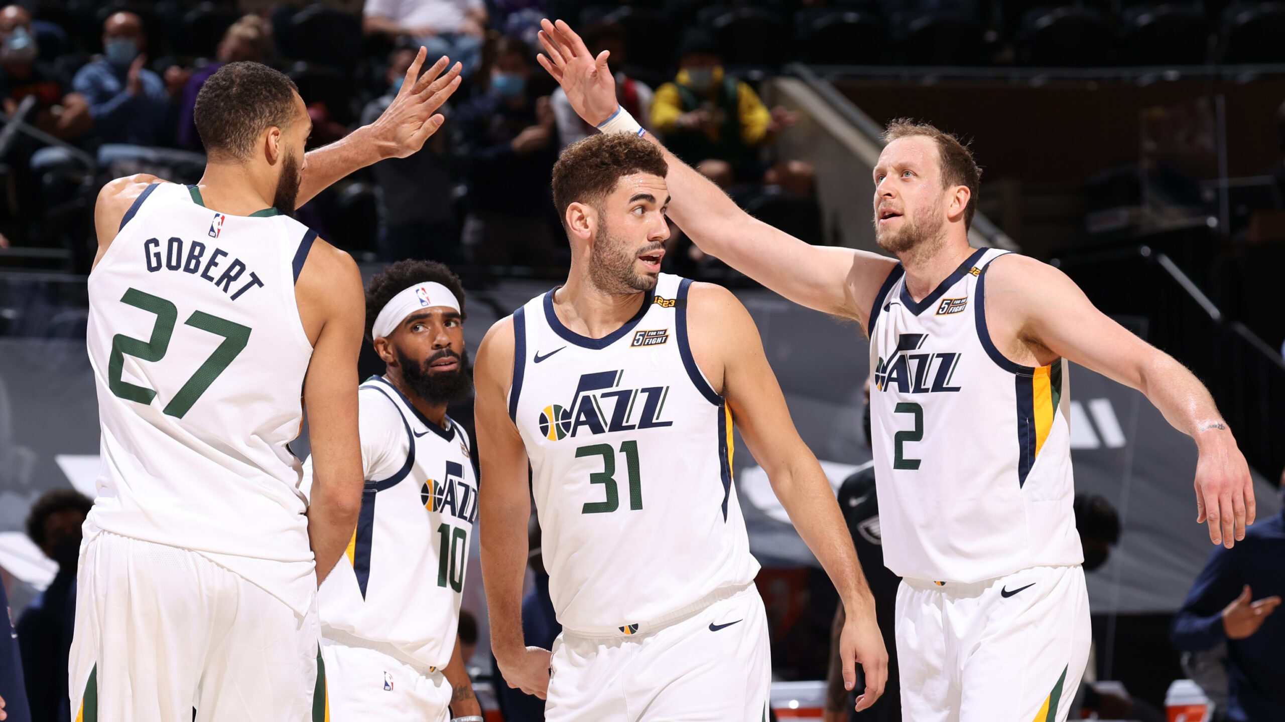 Jazz, who 'have all the pieces', streak to double-digit wins