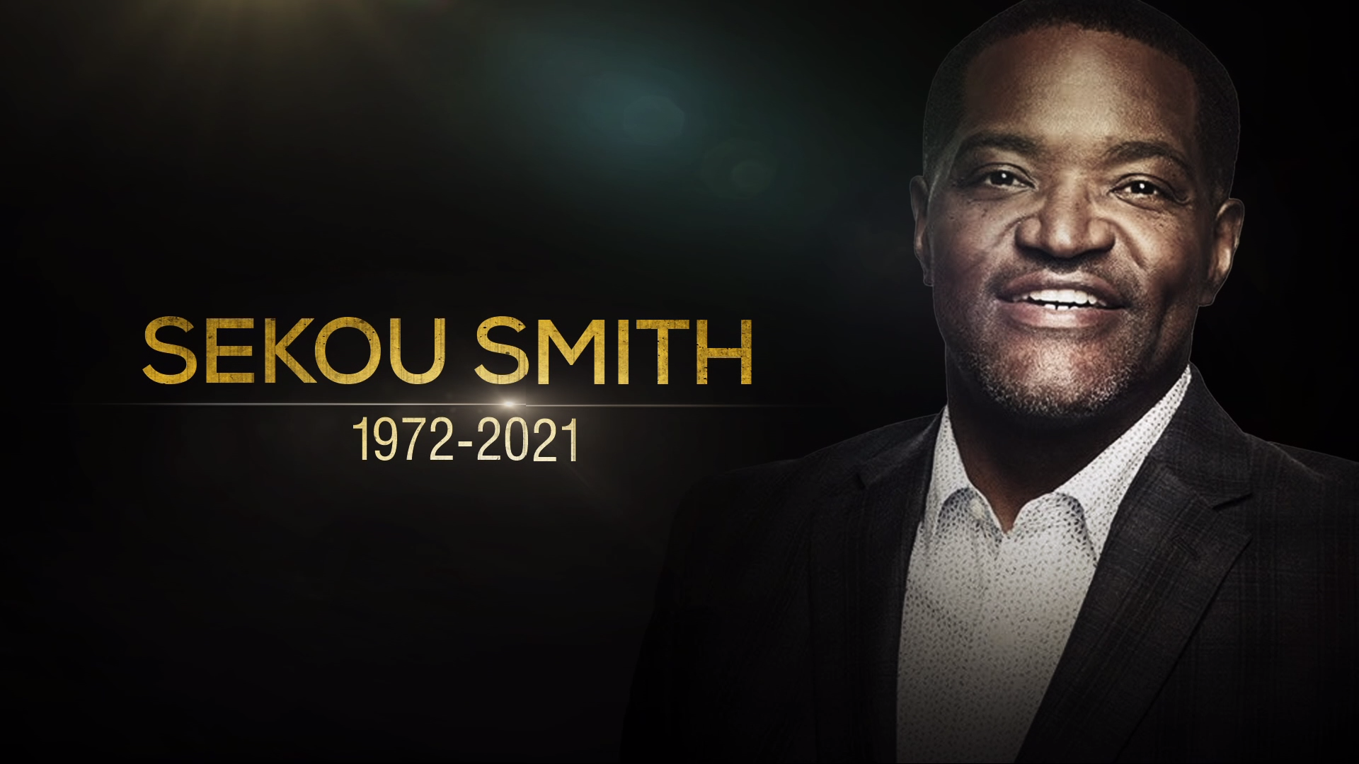 Honoring Sekou Smith, our own MVP