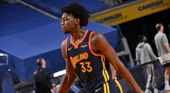 James Wiseman (sprained wrist) to be reevaluated in 7-10 days