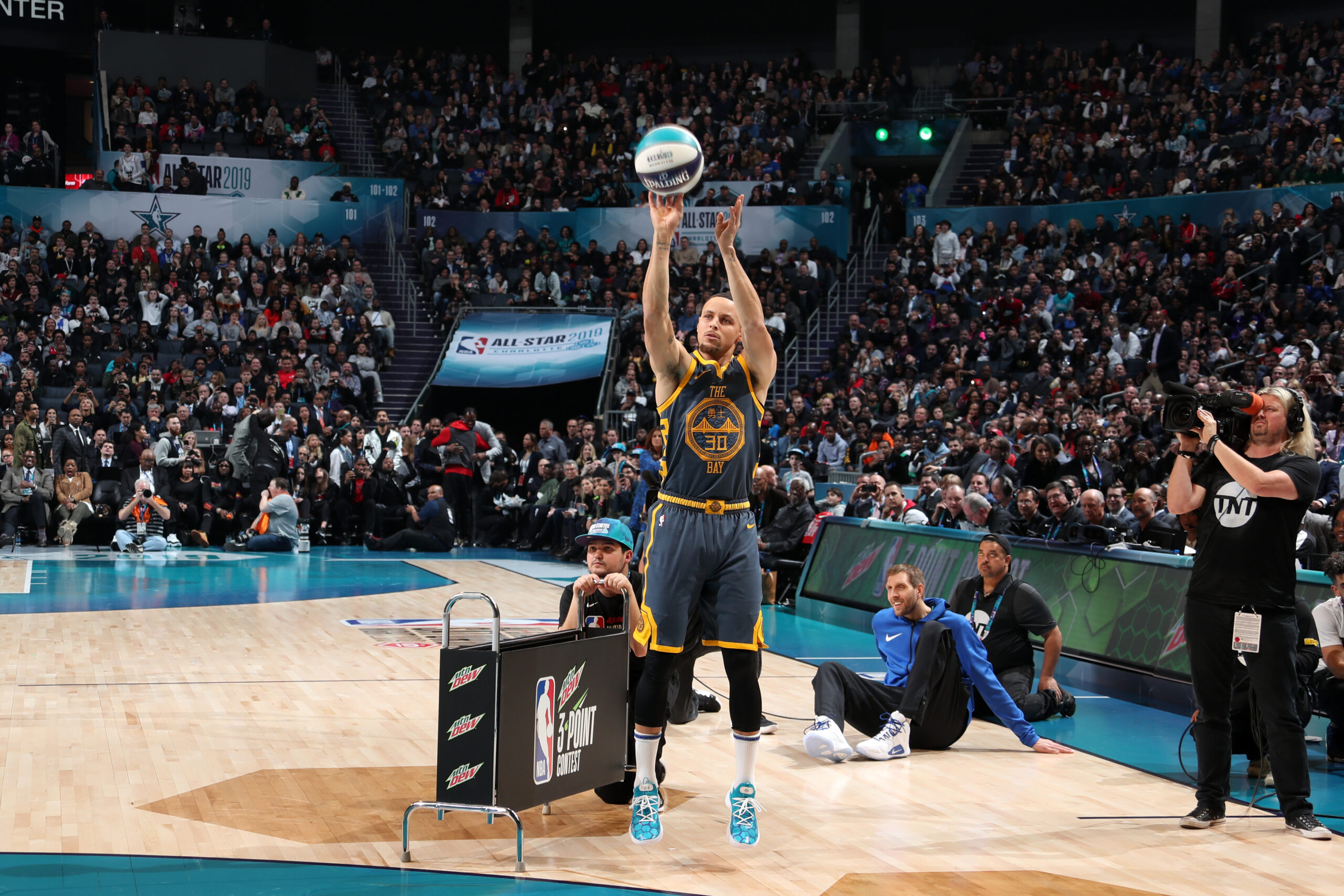 NBA All-Star Three-Point Contest Winners