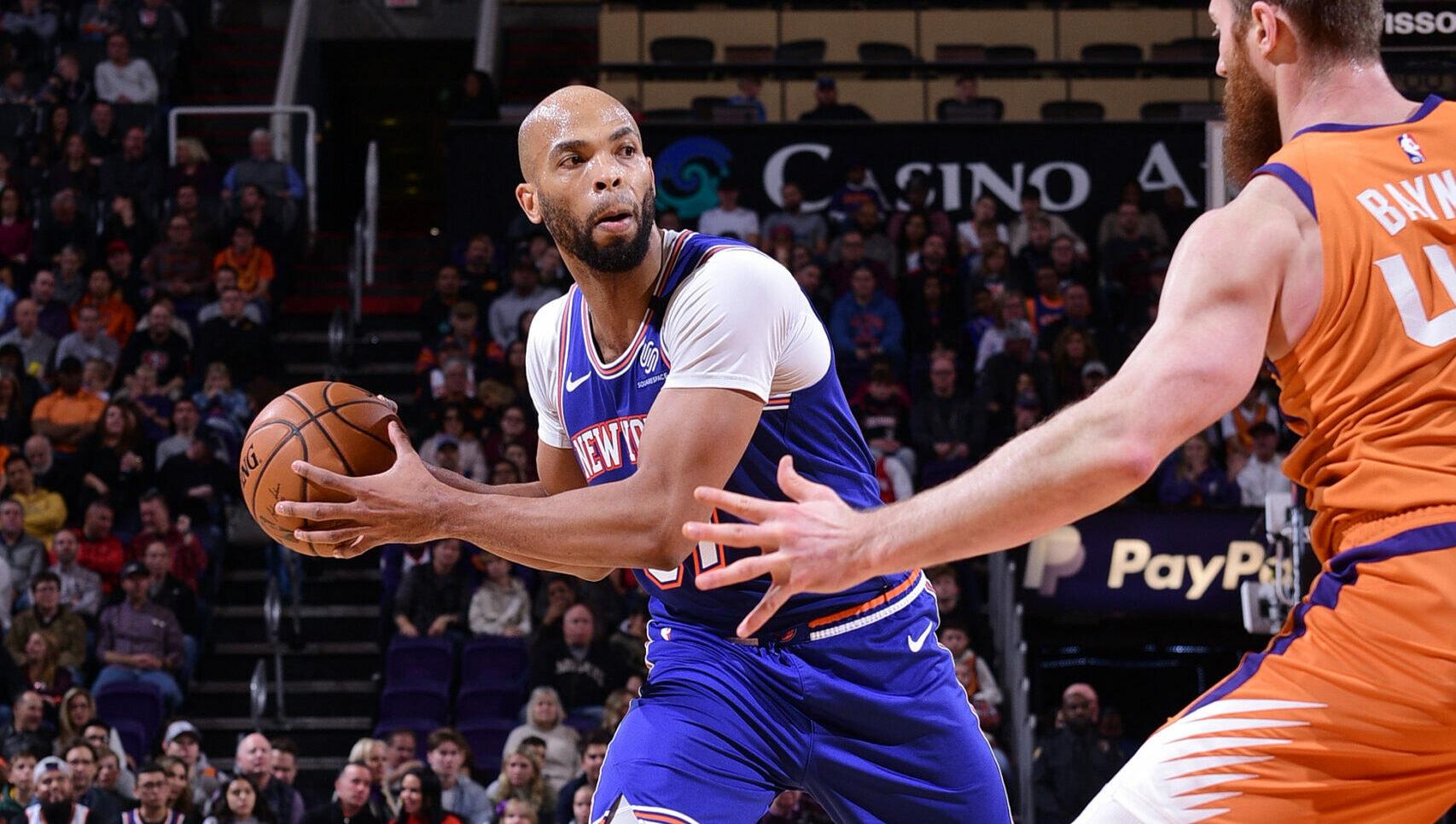 Knicks re-sign Taj Gibson, reuniting veteran with Thibodeau