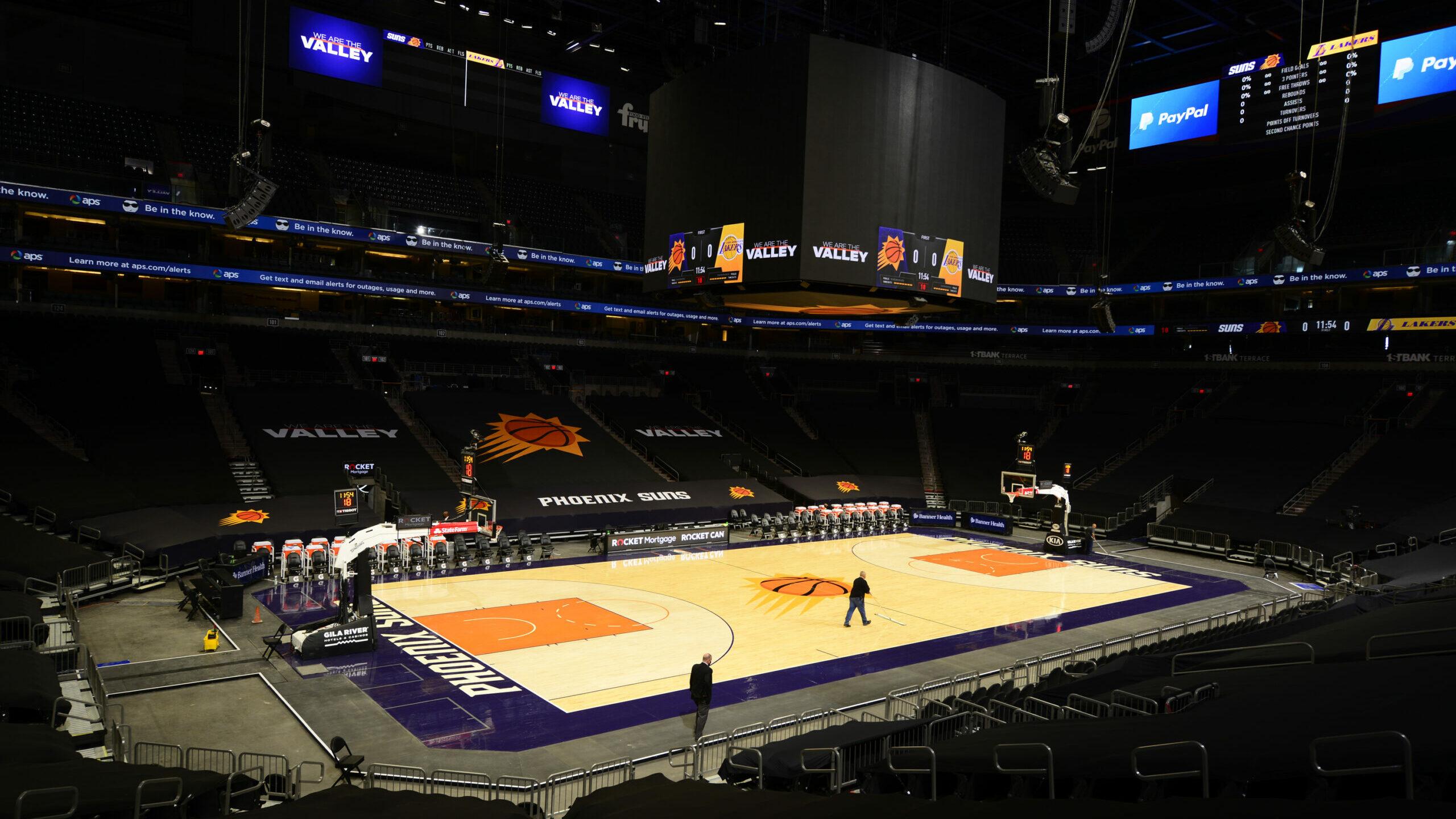 Suns vice chairman Jahm Najafi commits $10M to NBA Foundation