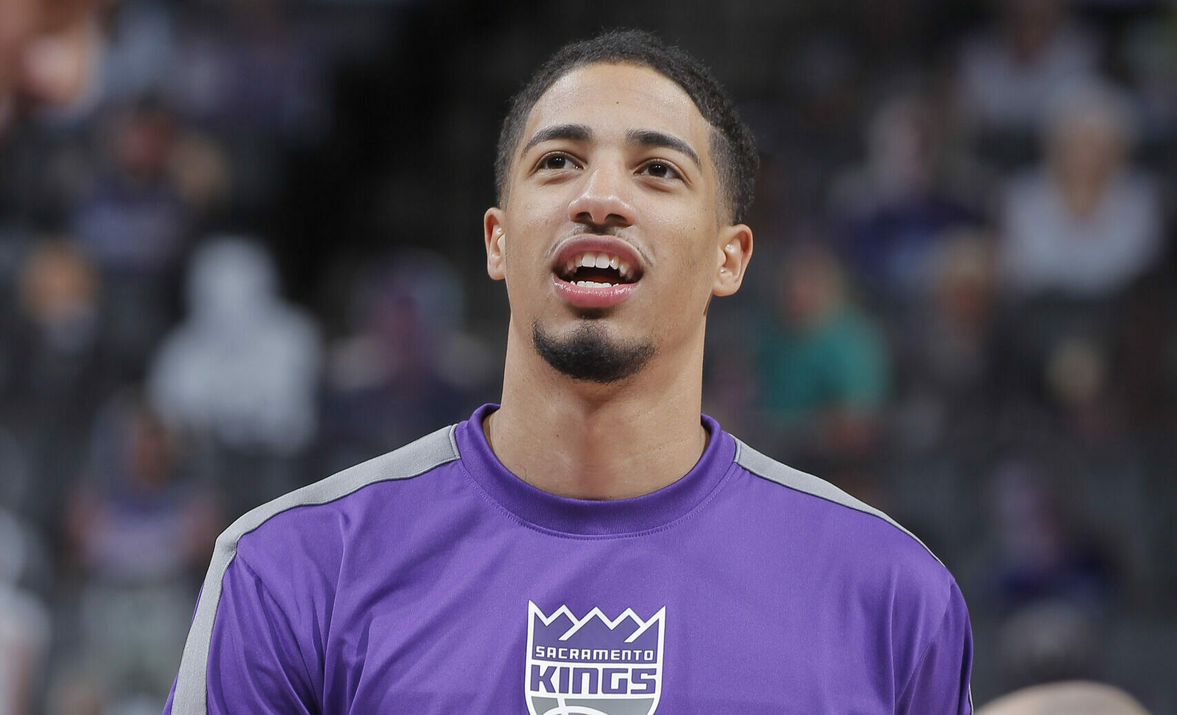 Rookie Tyrese Haliburton has been a bright spot for the Kings so far