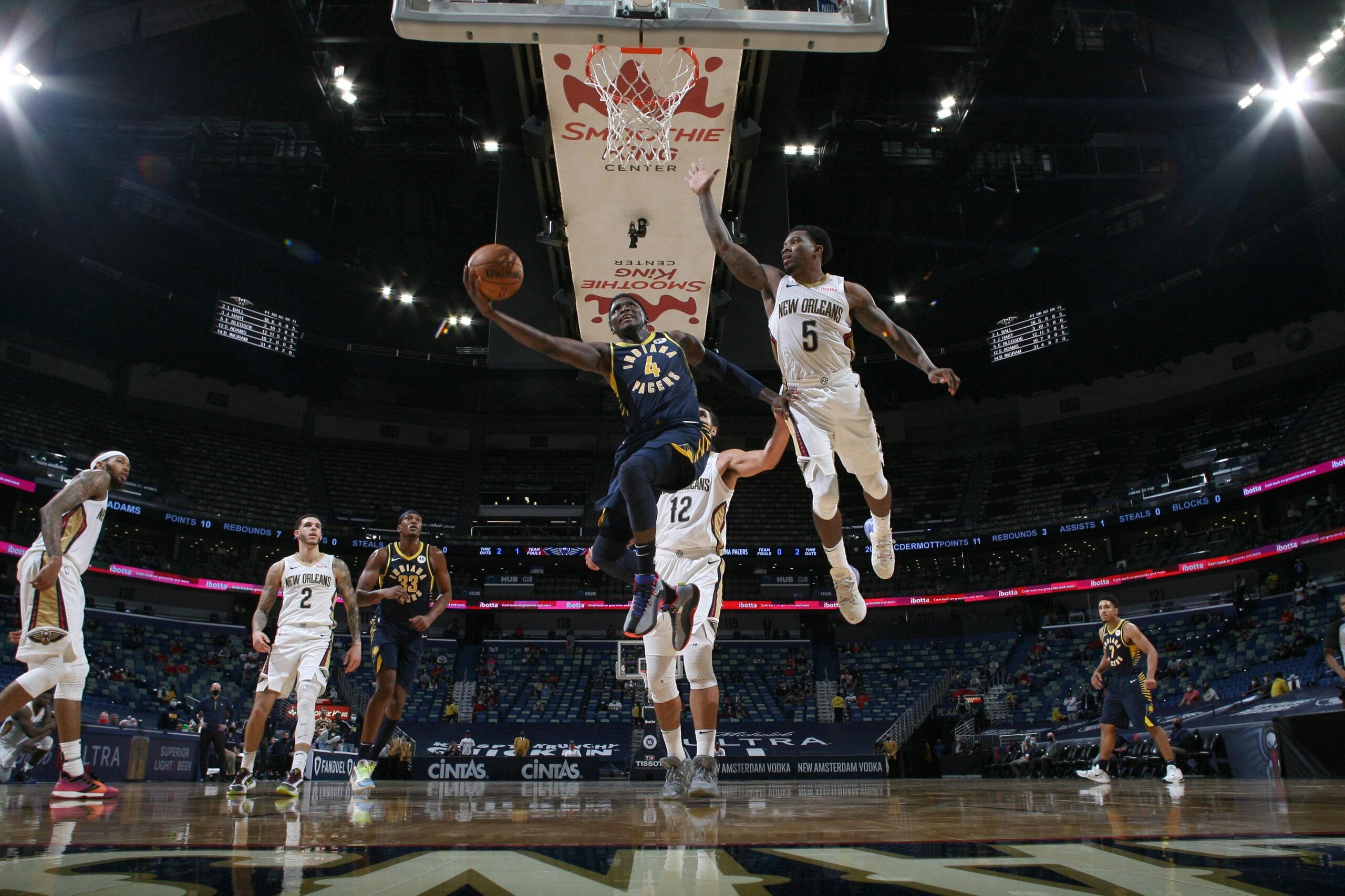 Game Recap: Pacers 118, Pelicans 116