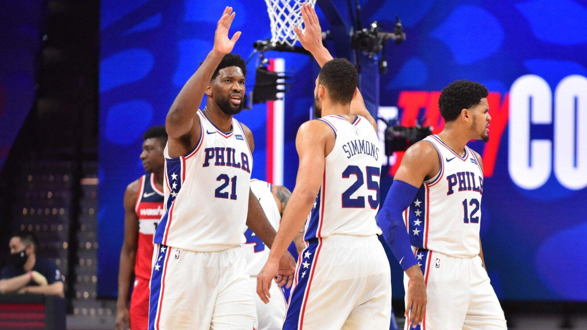 2021 Midseason report: Philadelphia 76ers