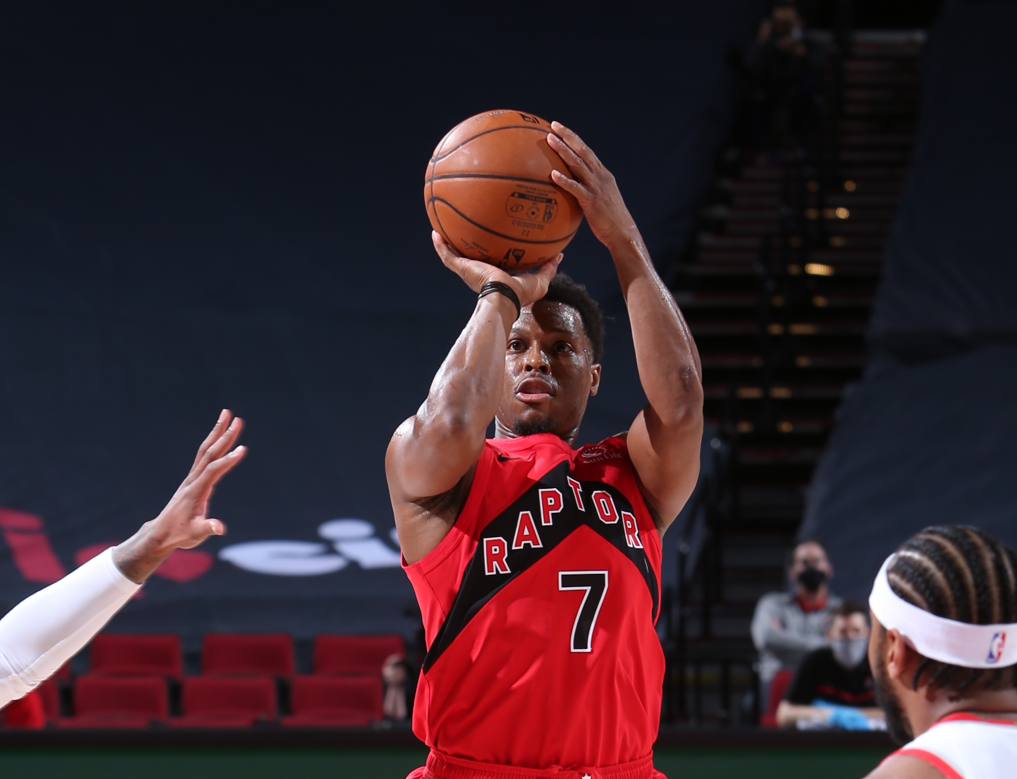 Kyle Lowry passes Dale Ellis on all-time 3s made list
