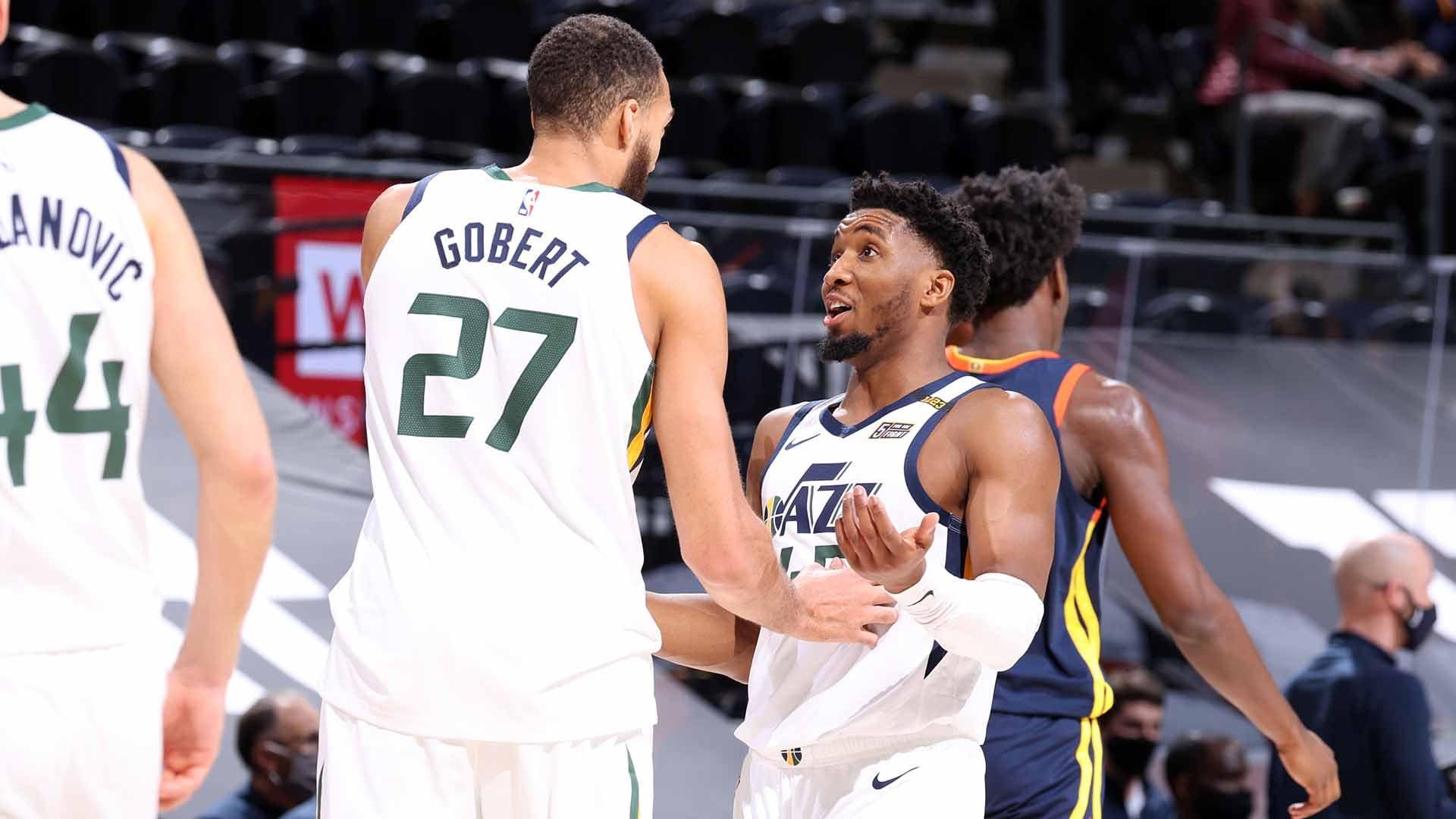 2021 Midseason report: Utah Jazz