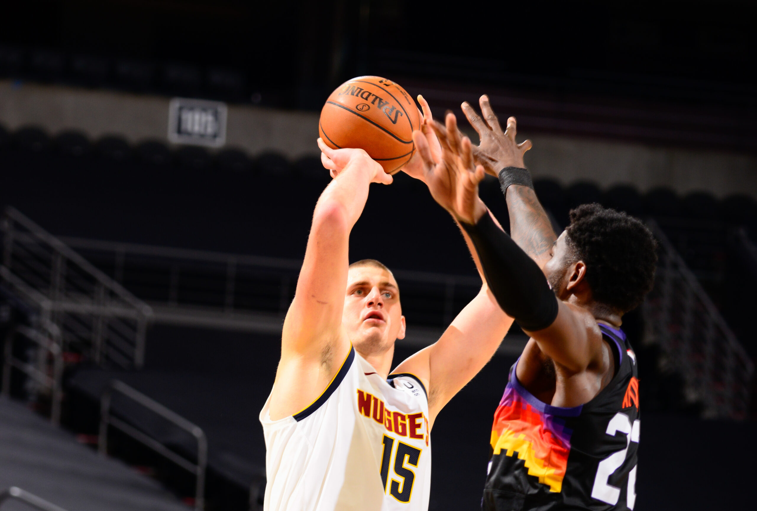 Jokic, Nuggets Edge Suns In OT For 2nd Straight Night
