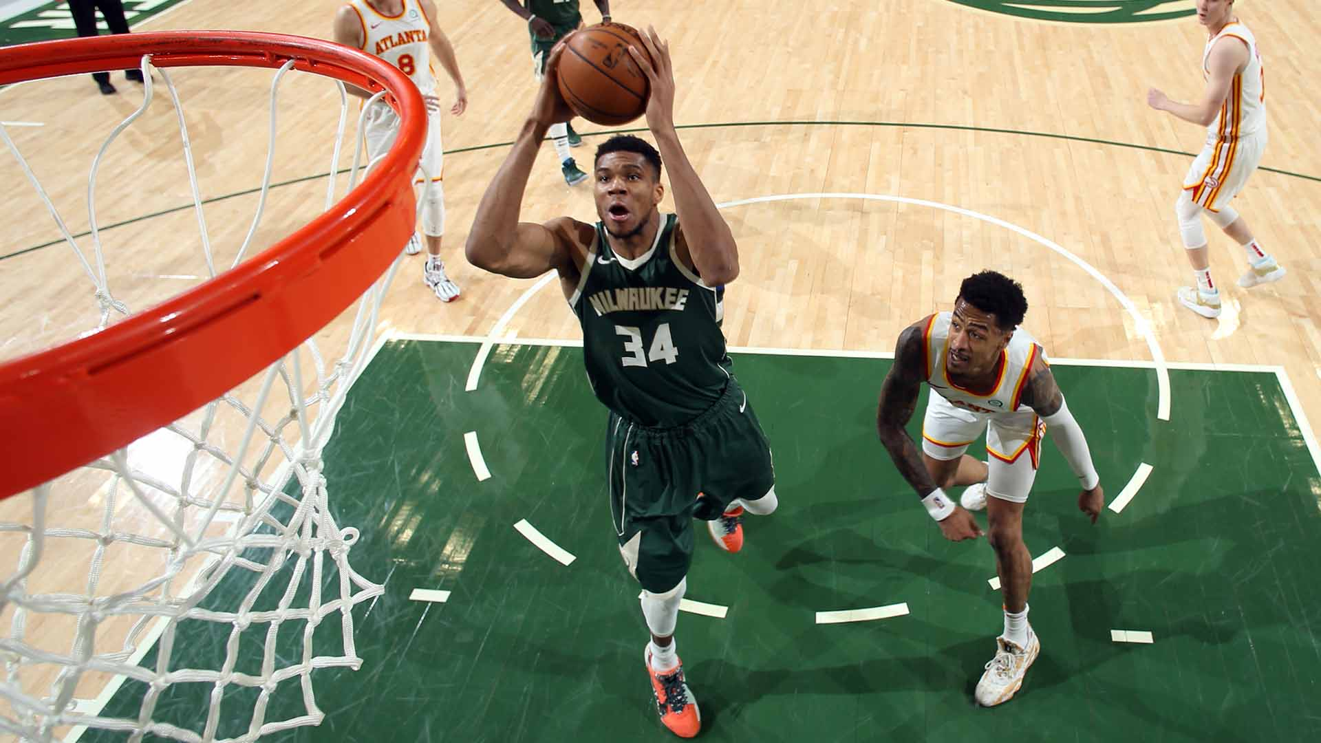 Why Giannis Poses An Even Bigger Problem For Defenses