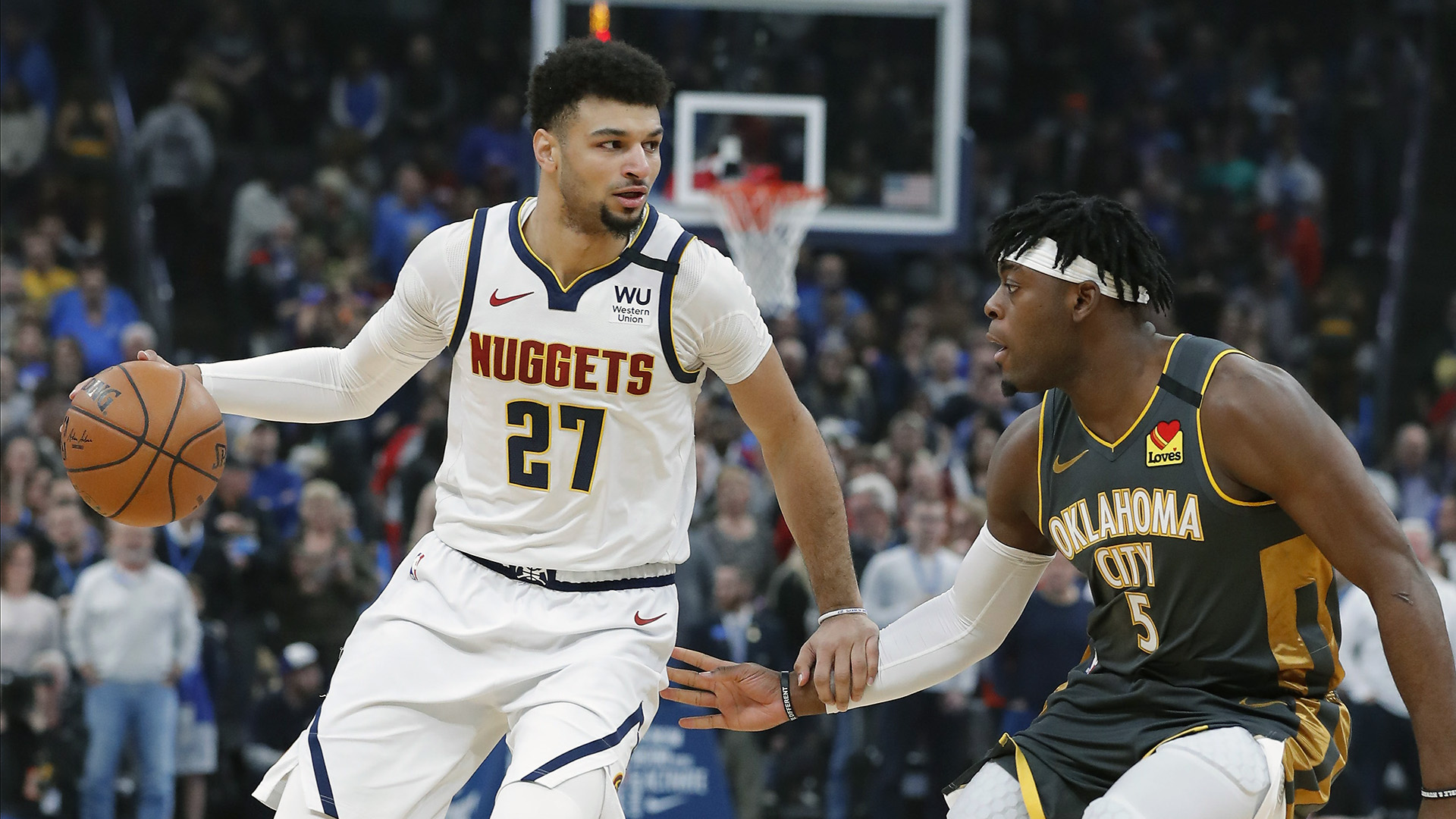 Nuggets Look To Regroup, Face Rested Thunder