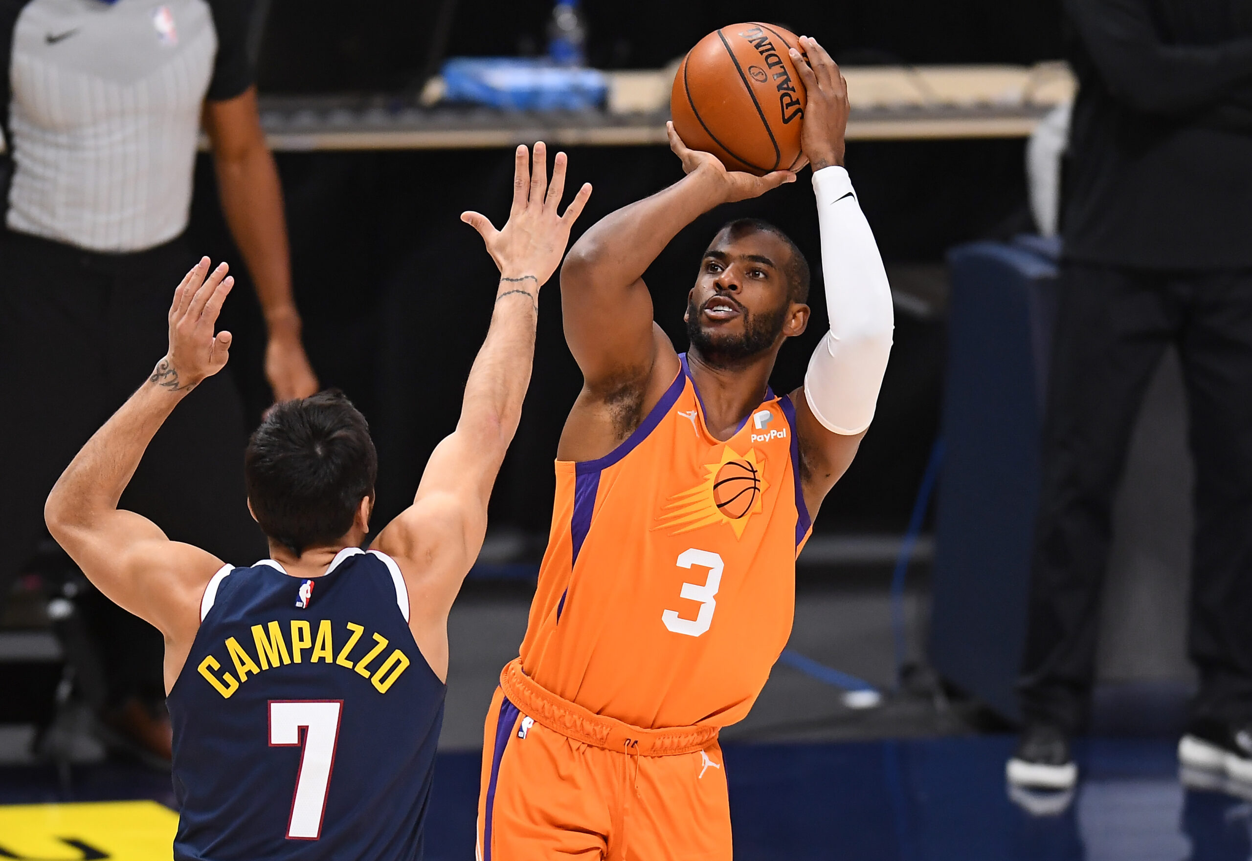 Chris Paul's play, presence commanding West-leading Suns