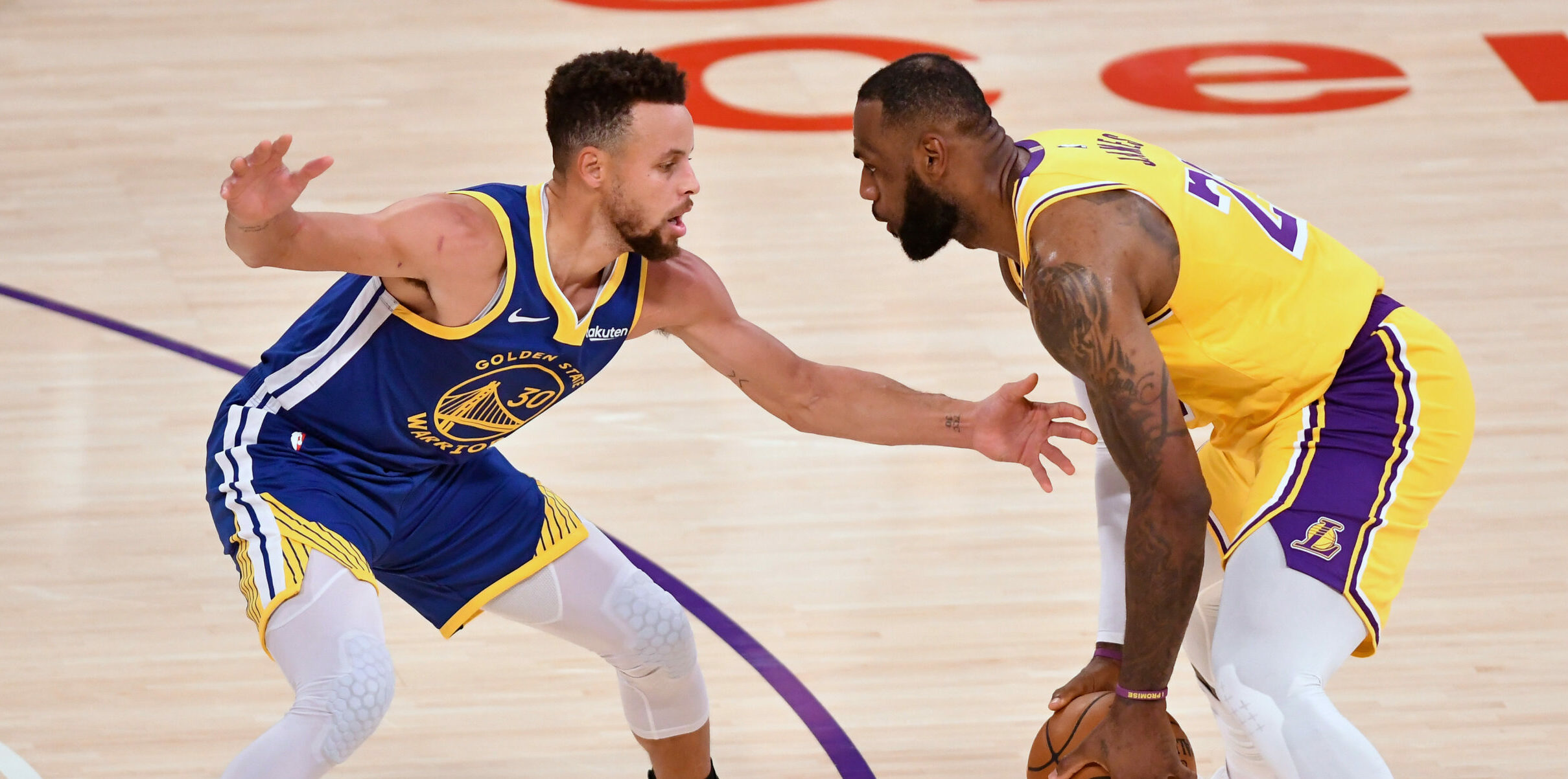LeBron's Lakers or Steph's Warriors: Who holds the edge?
