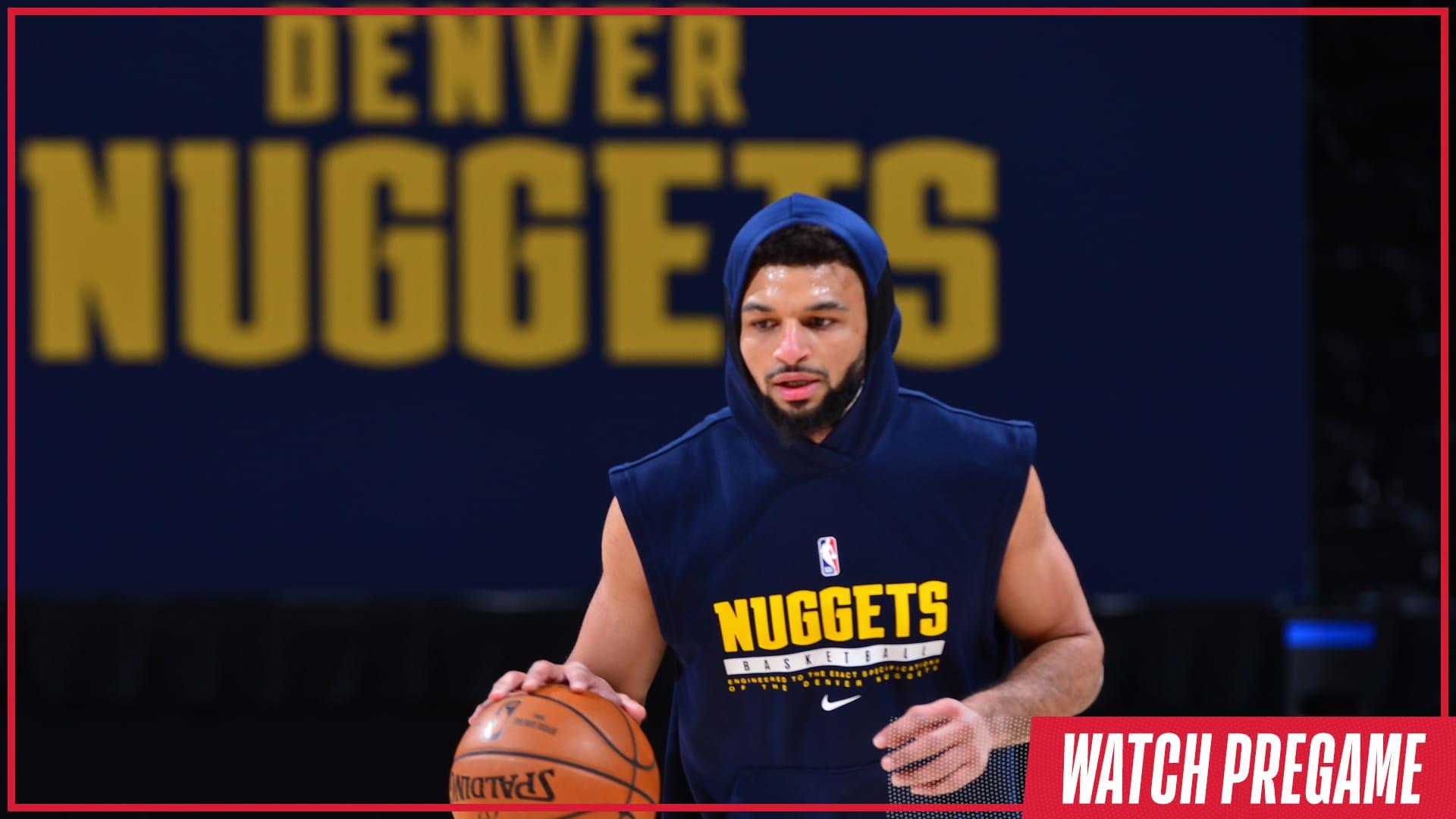 Watch Free: Jazz vs. Nuggets Pregame