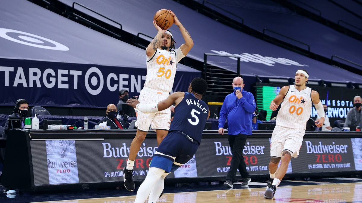 Horry Scale: Cole Anthony beats buzzer, Timberwolves from deep