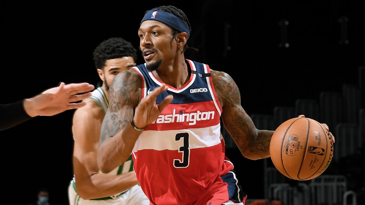 Wizards lose Beal to protocols, Westbrook to quad injury
